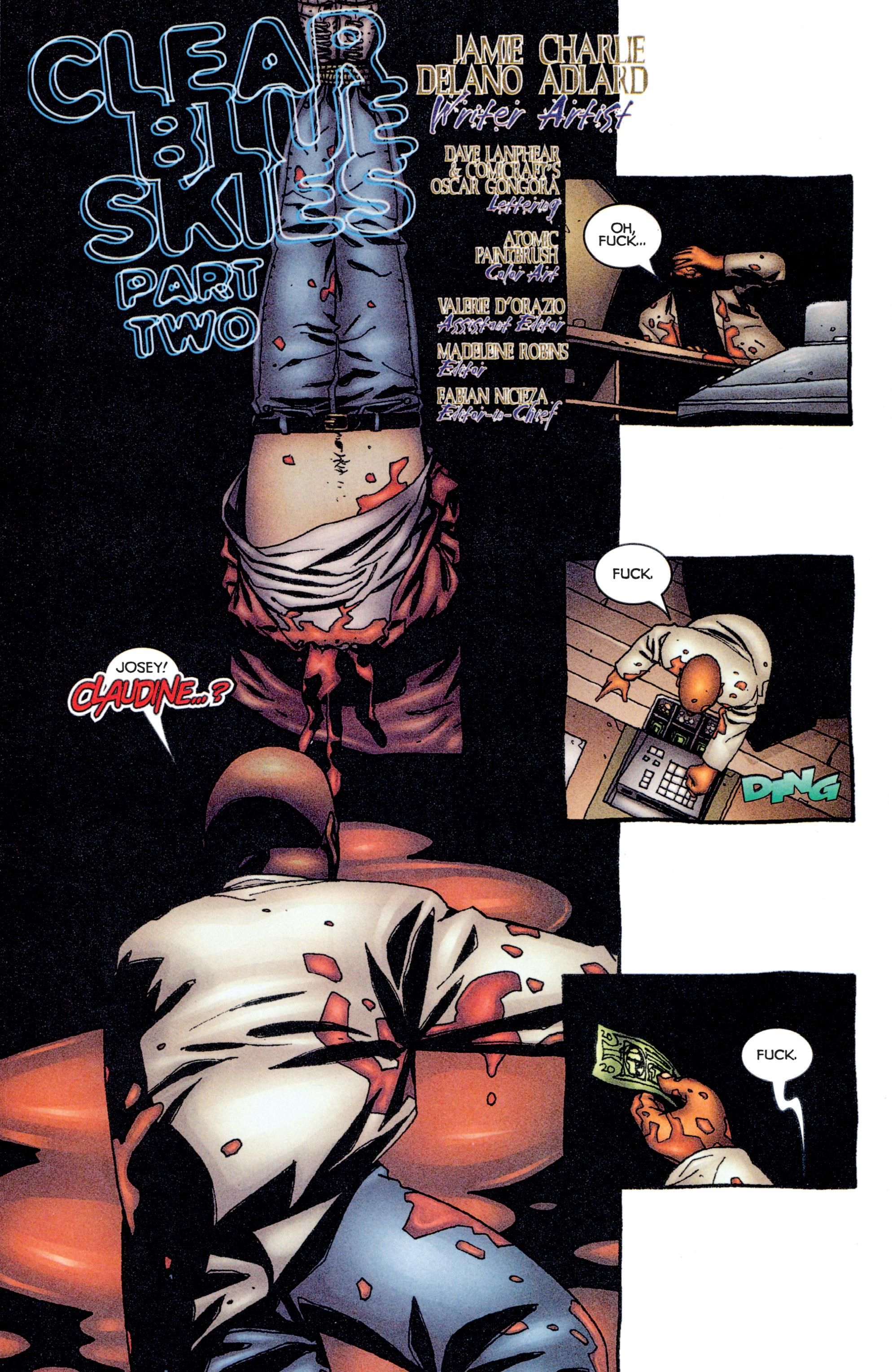 Read online Shadowman (1997) comic -  Issue #12 - 3