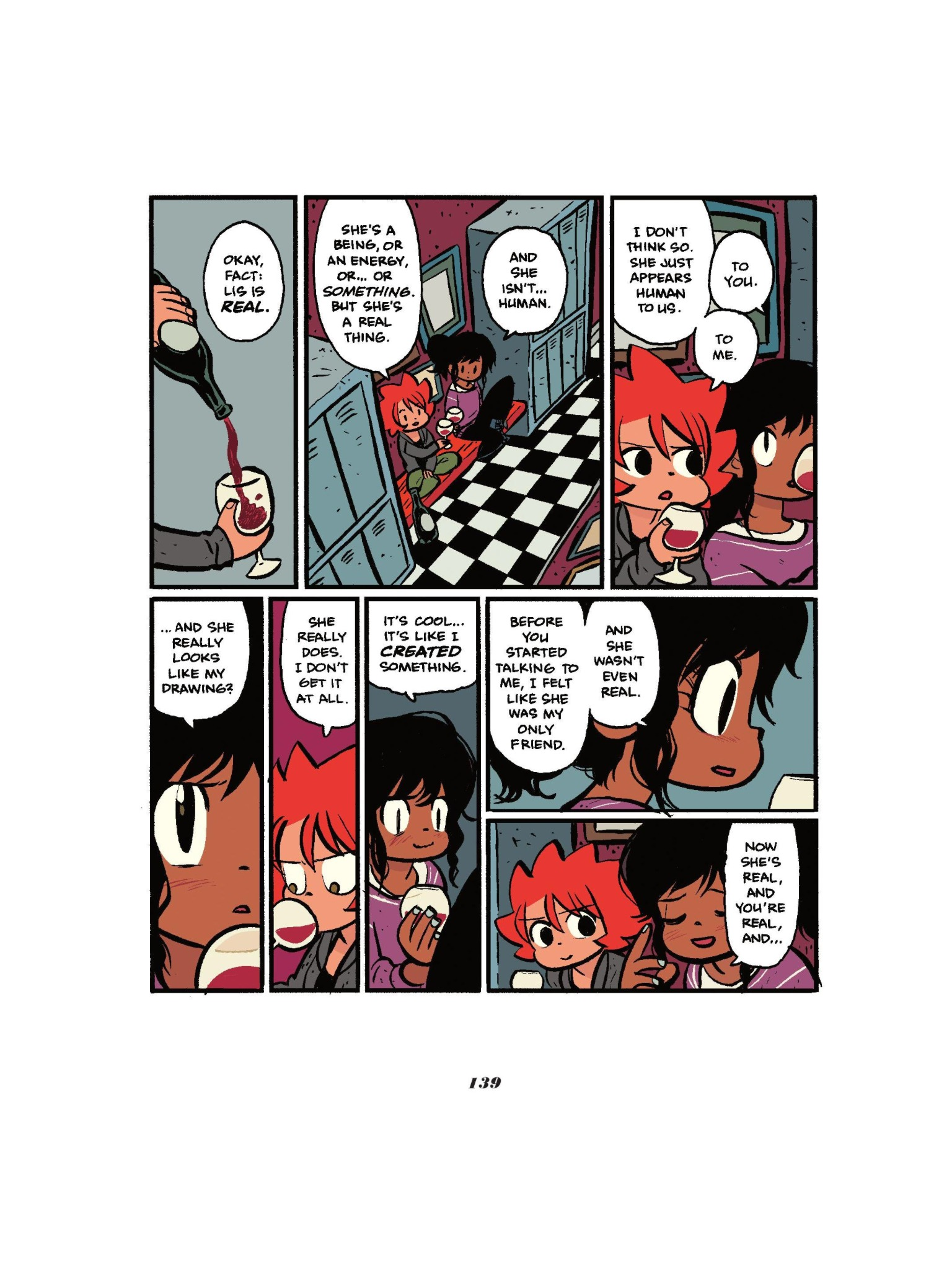 Read online Seconds comic -  Issue # Full - 140