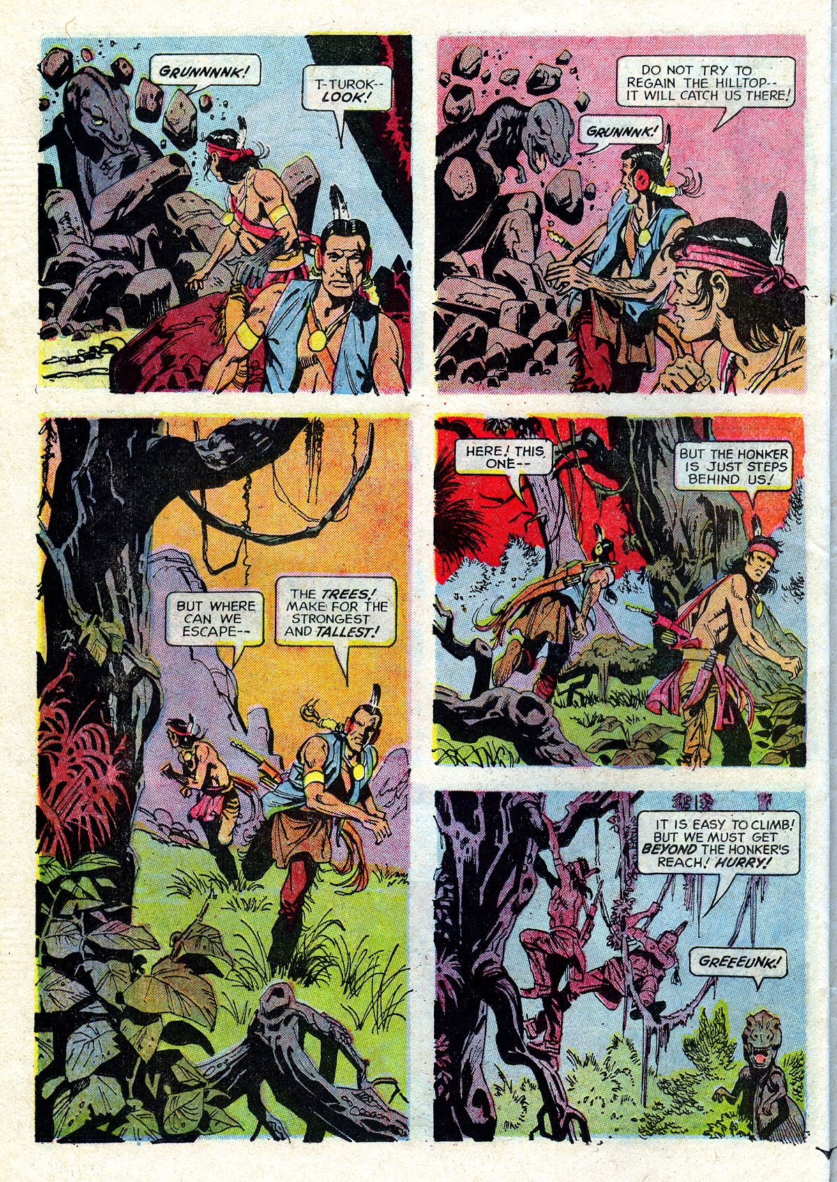 Read online Turok, Son of Stone comic -  Issue #72 - 26