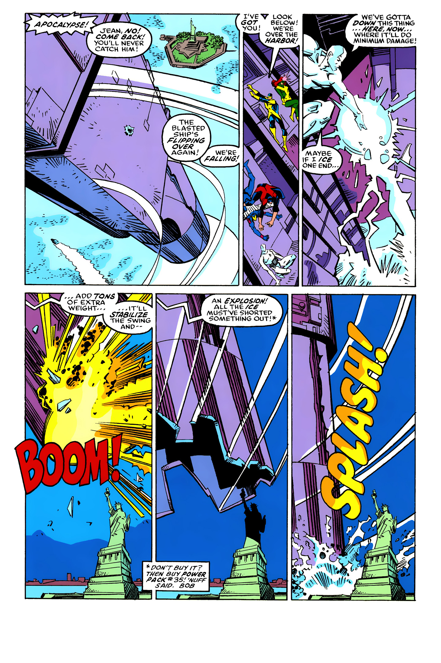 Read online X-Factor (1986) comic -  Issue #25 - 36