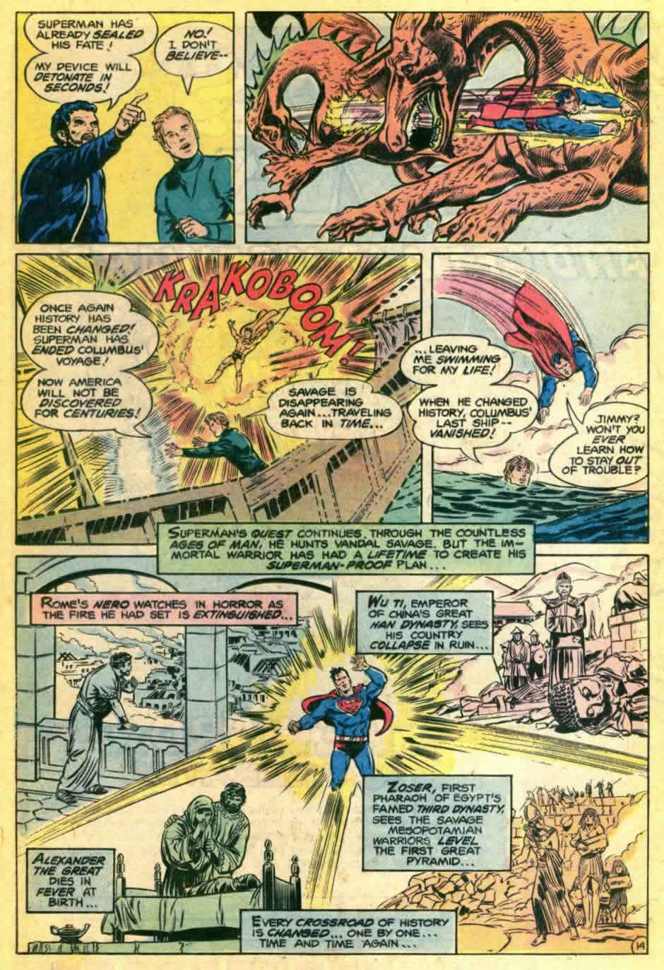 Read online Action Comics (1938) comic -  Issue #516 - 16
