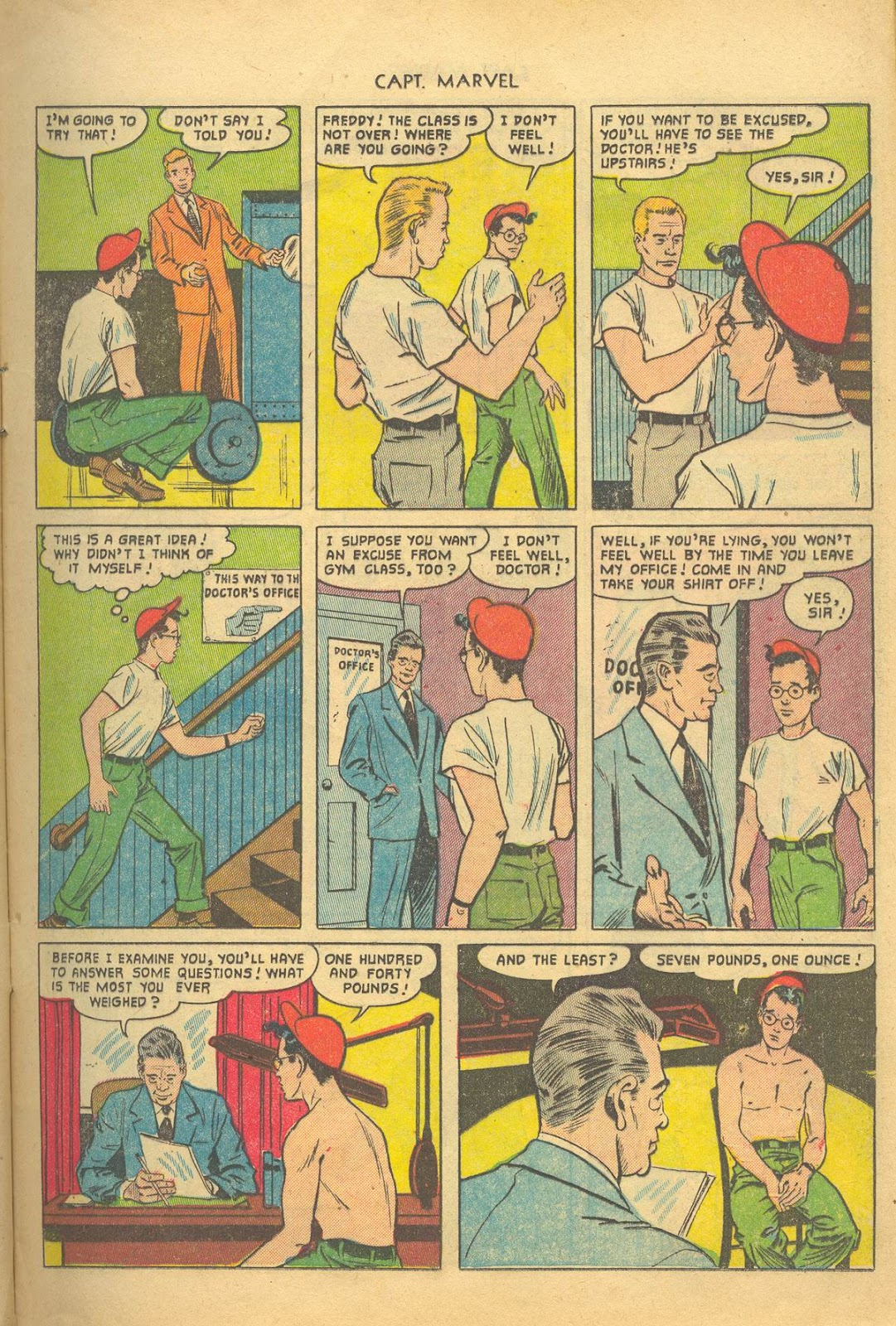 Captain Marvel Adventures issue 132 - Page 13