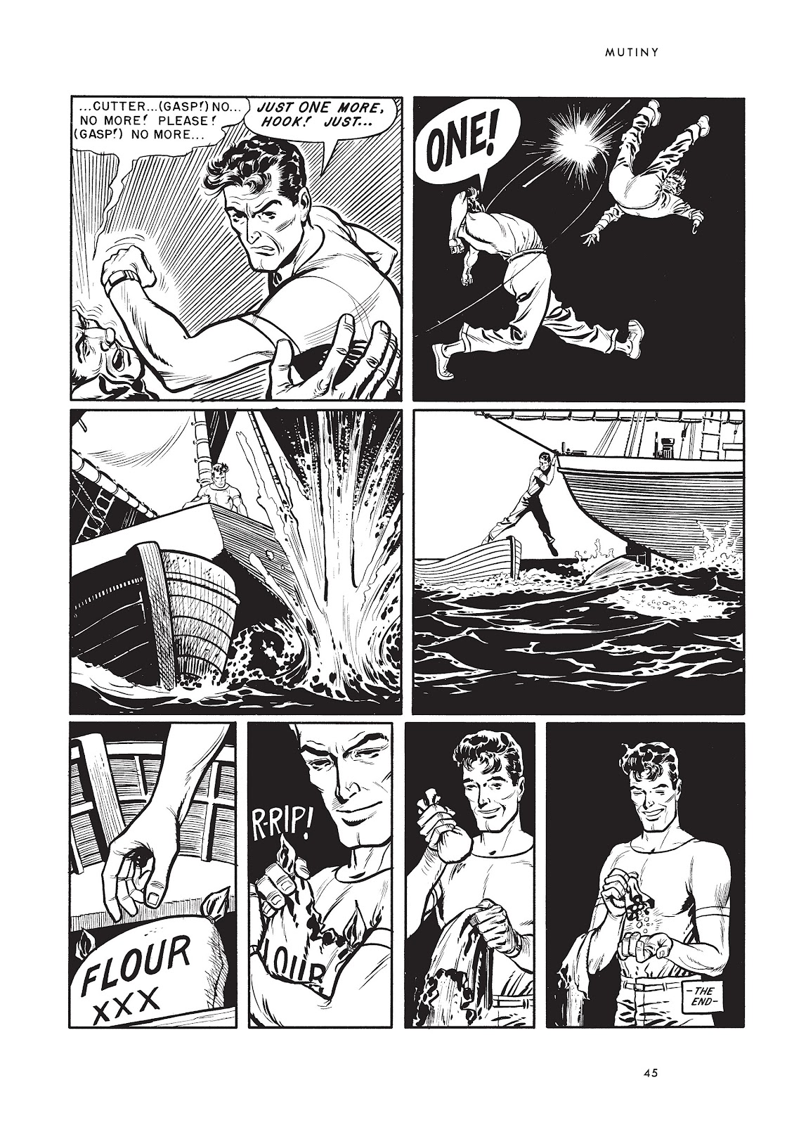 Read online Voodoo Vengeance and Other Stories comic -  Issue # TPB (Part 1) - 62
