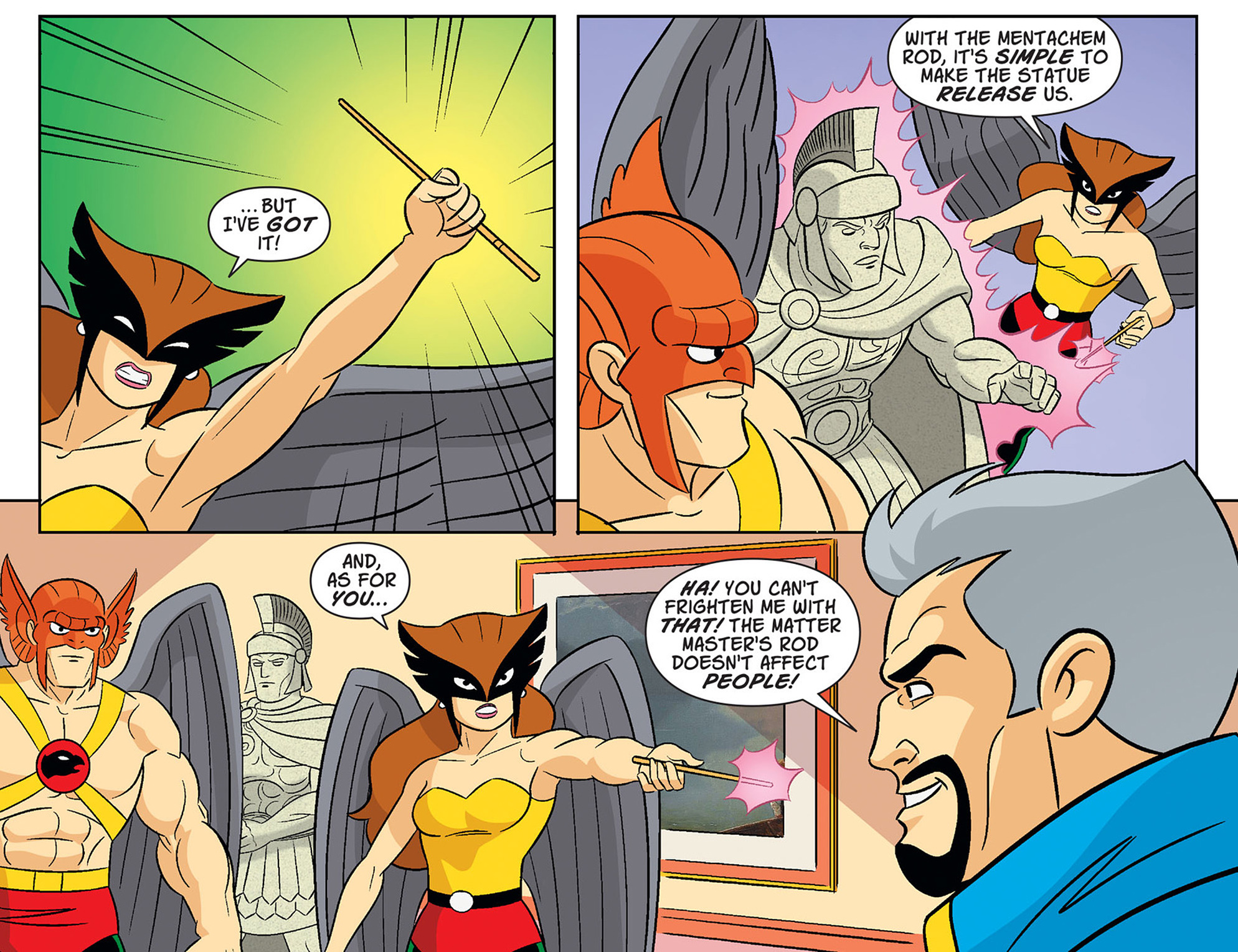 Read online Scooby-Doo! Team-Up comic -  Issue #34 - 15
