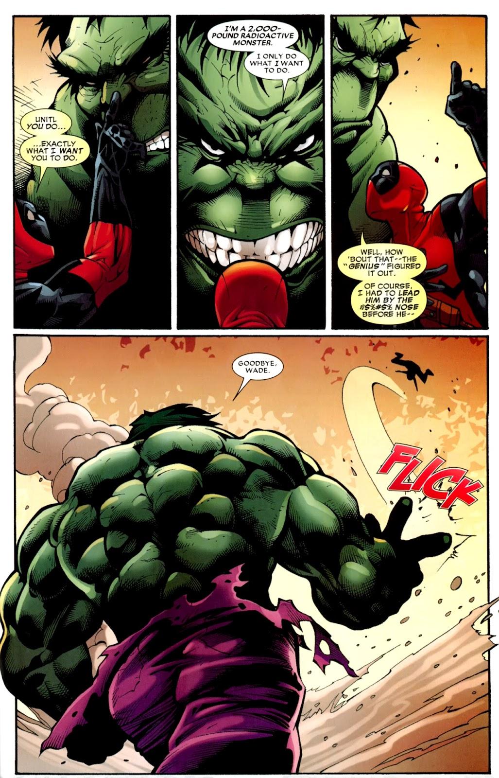 Read online Deadpool (2008) comic -  Issue #37 - 18