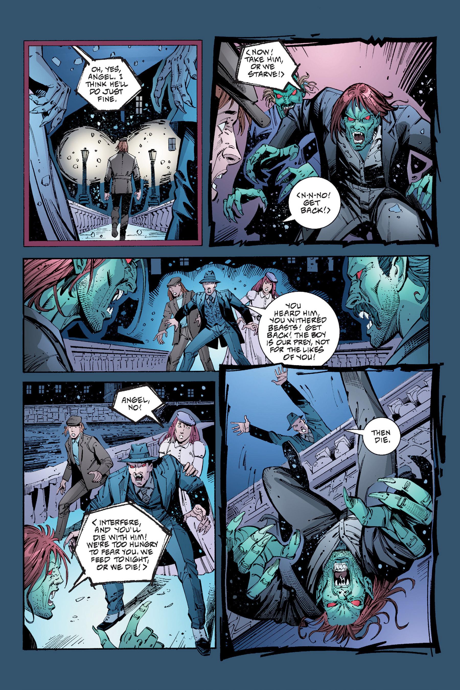 Read online Buffy the Vampire Slayer: Omnibus comic -  Issue # TPB 4 - 292