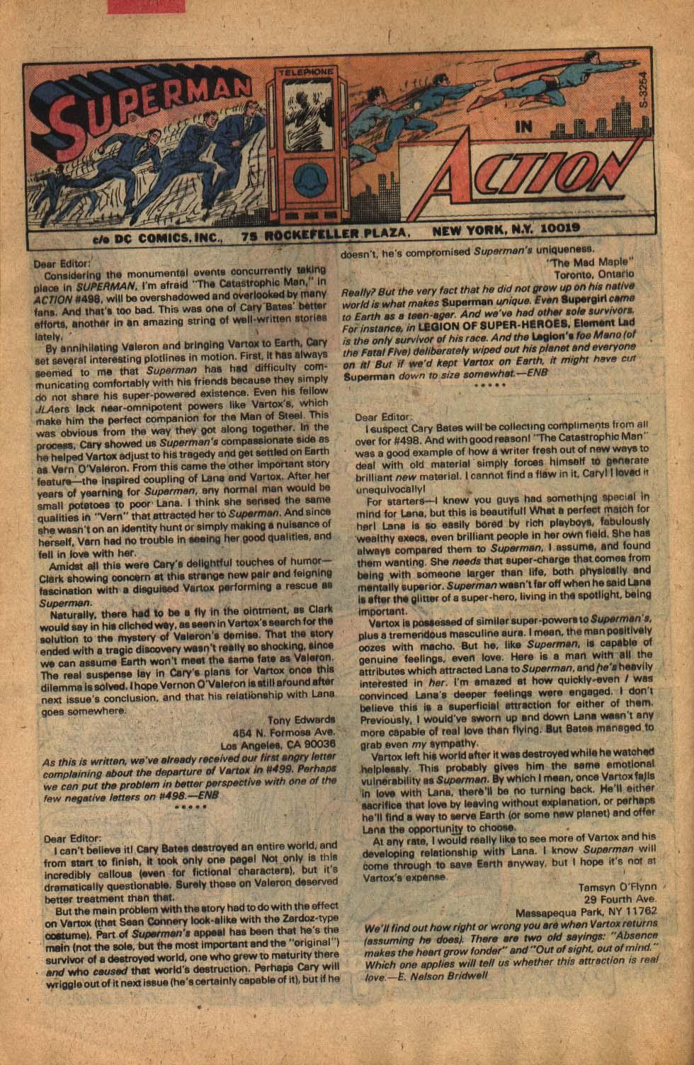 Action Comics (1938) 503 Page 32
