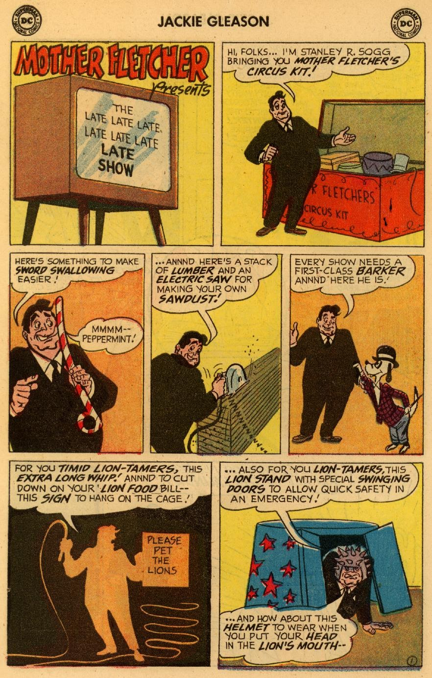 Jackie Gleason and the Honeymooners issue 8 - Page 30