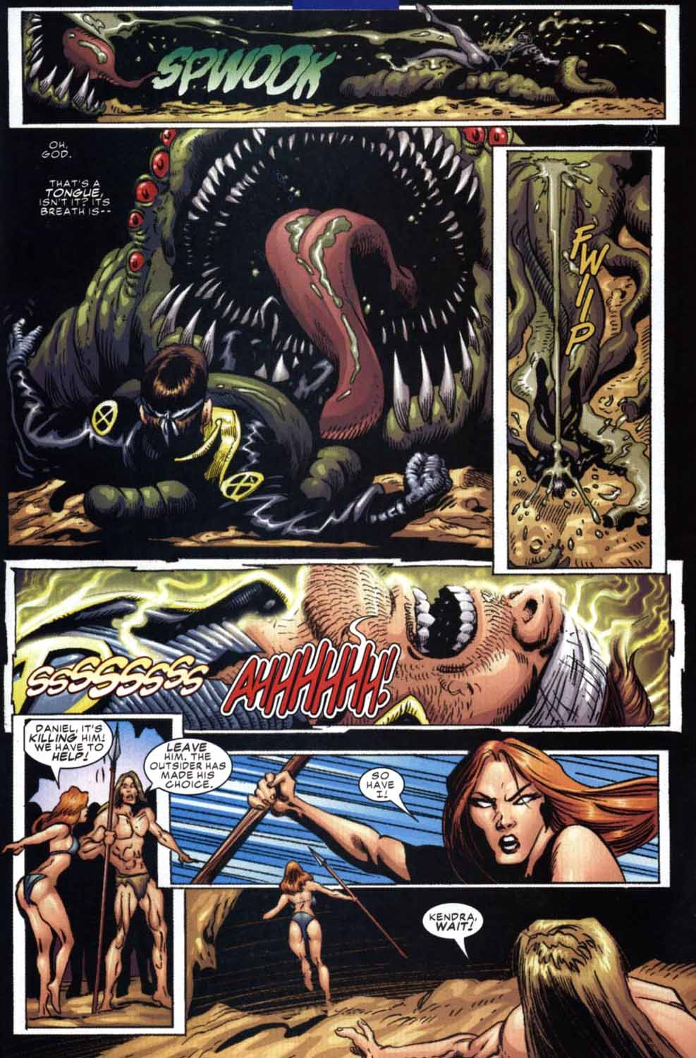 Read online Cyclops (2001) comic -  Issue #3 - 18