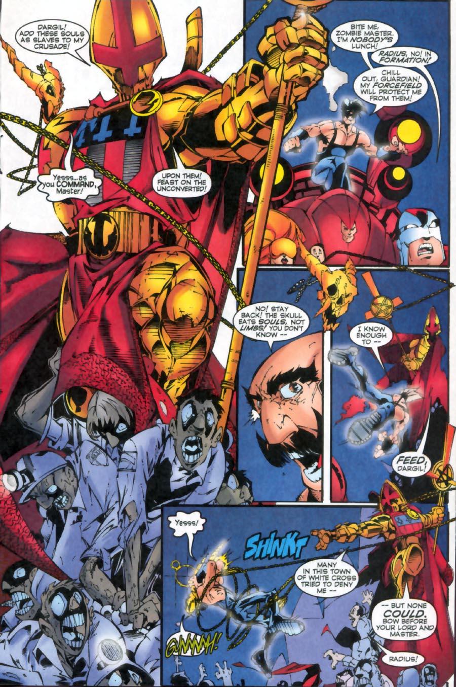 Read online Alpha Flight (1997) comic -  Issue #16 - 7