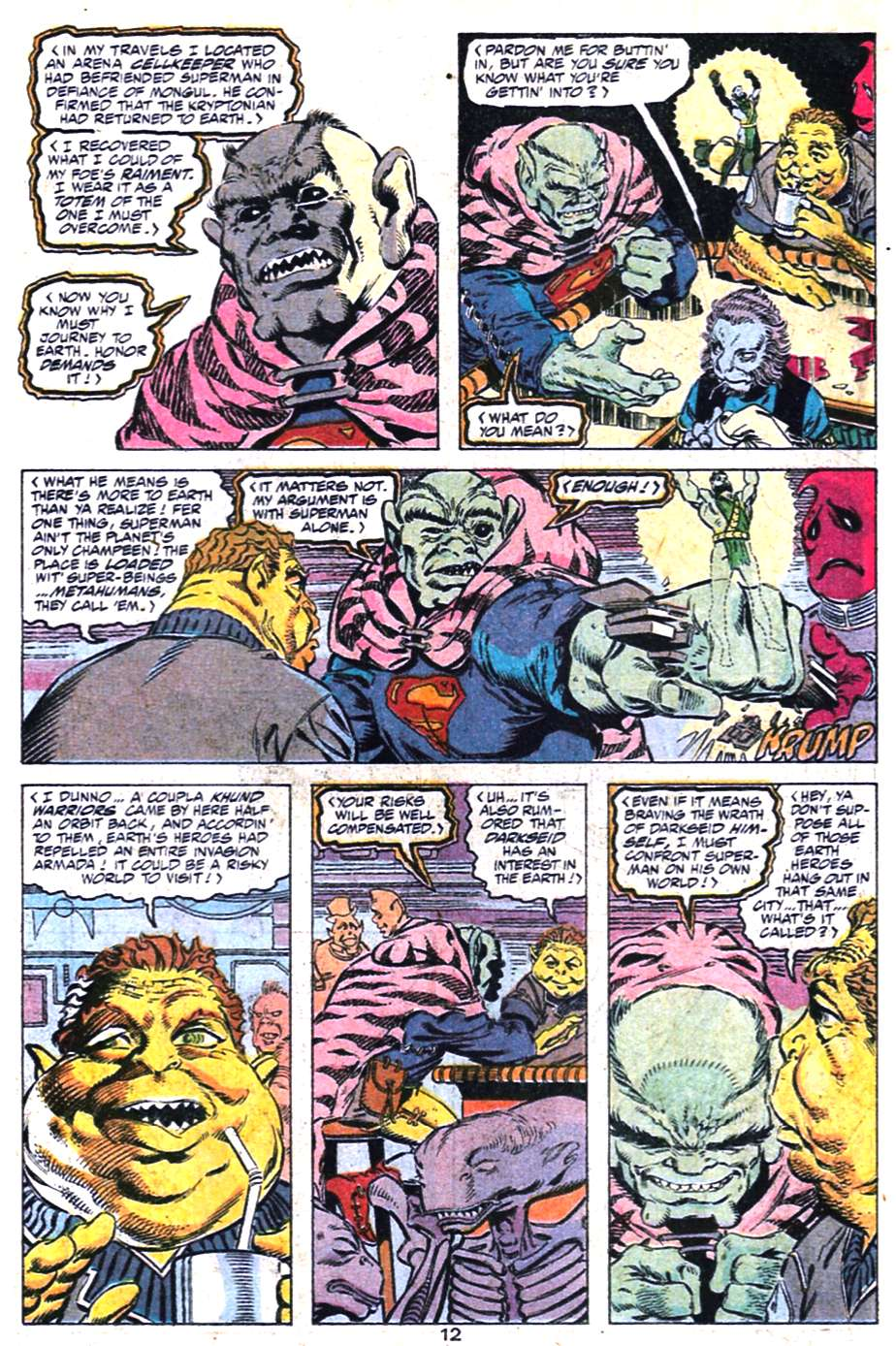Read online Action Comics (1938) comic -  Issue #650 - 13