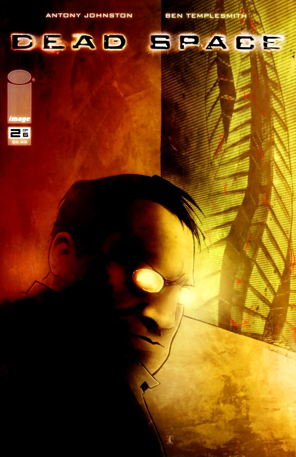Dead Space issue 2 - Page 1
