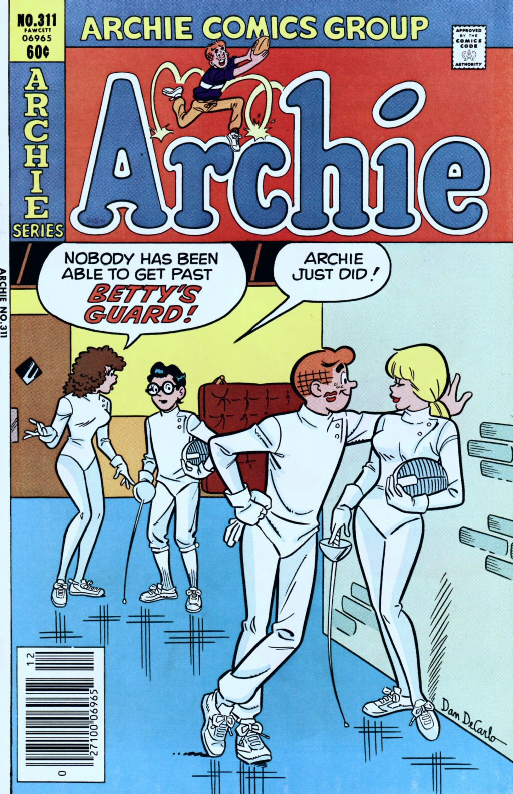 Read online Archie (1960) comic -  Issue #311 - 1