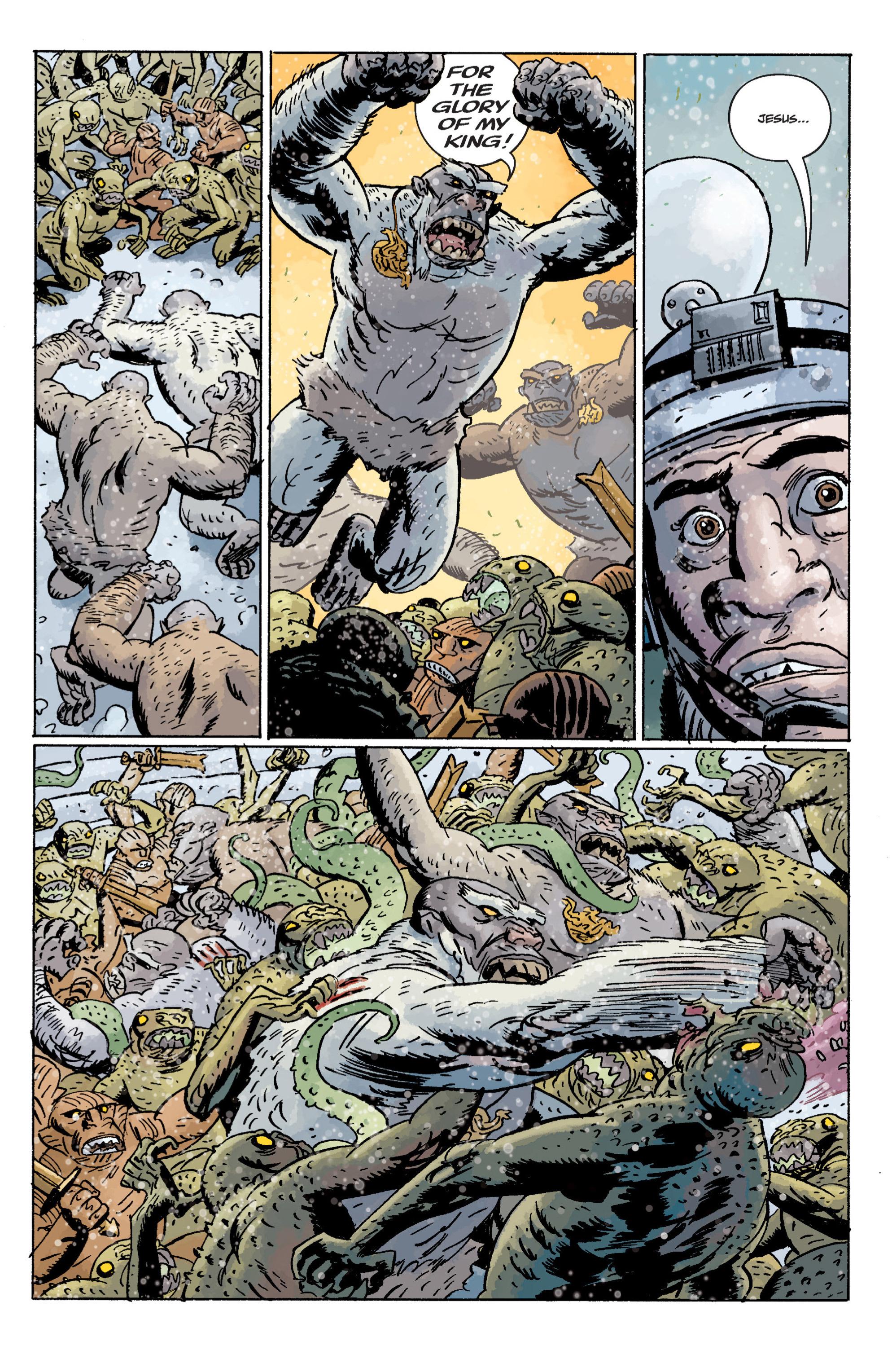 Read online B.P.R.D. (2003) comic -  Issue # TPB 11 - 69
