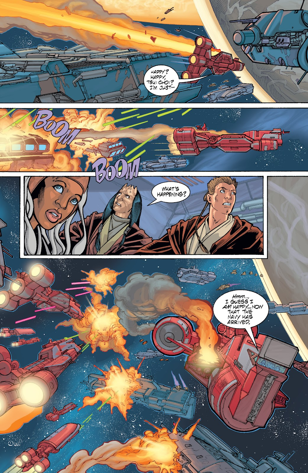 Read online Star Wars Legends: Rise of the Sith - Epic Collection comic -  Issue # TPB 1 (Part 5) - 51