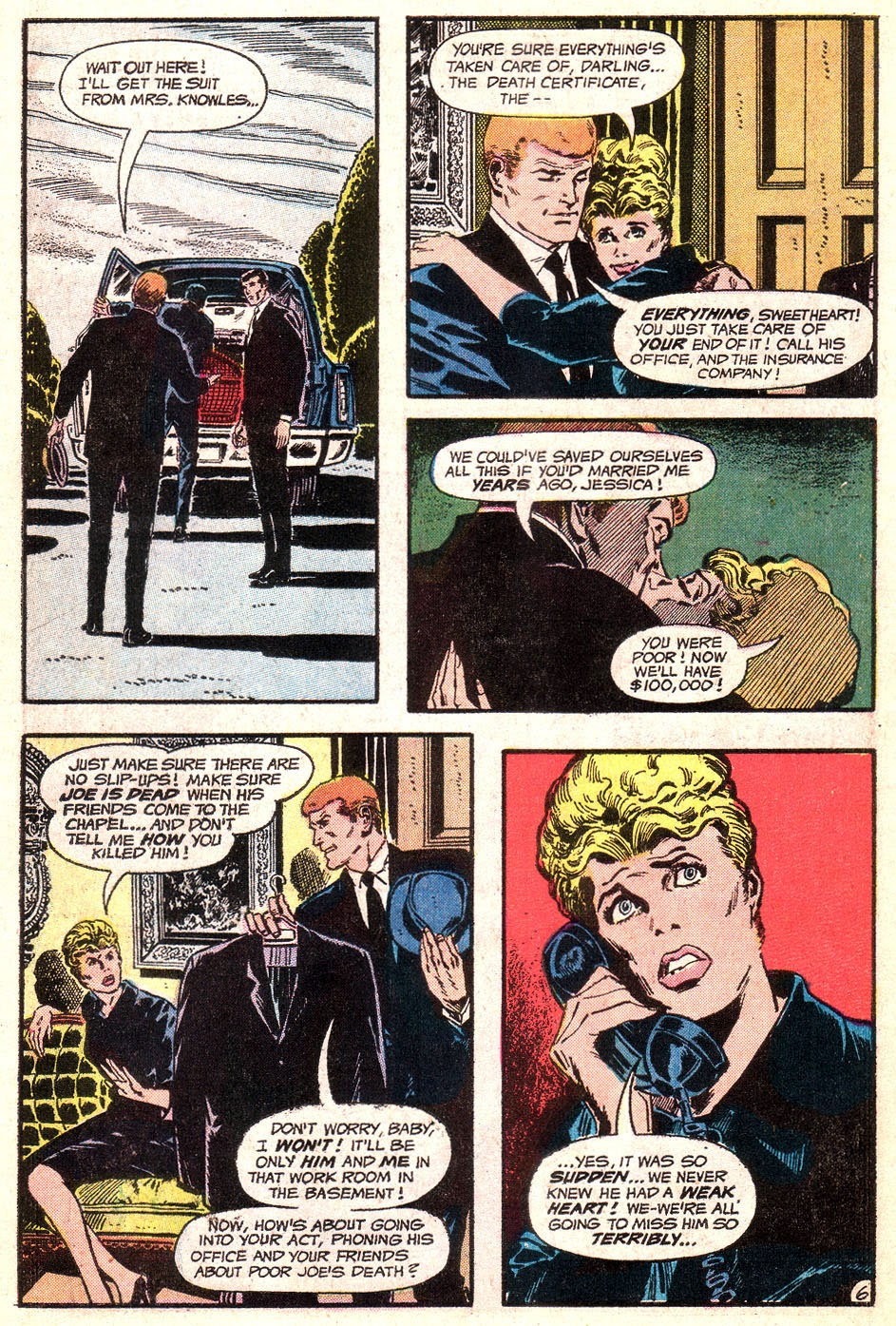 The Witching Hour (1969) issue 25 - Page 10