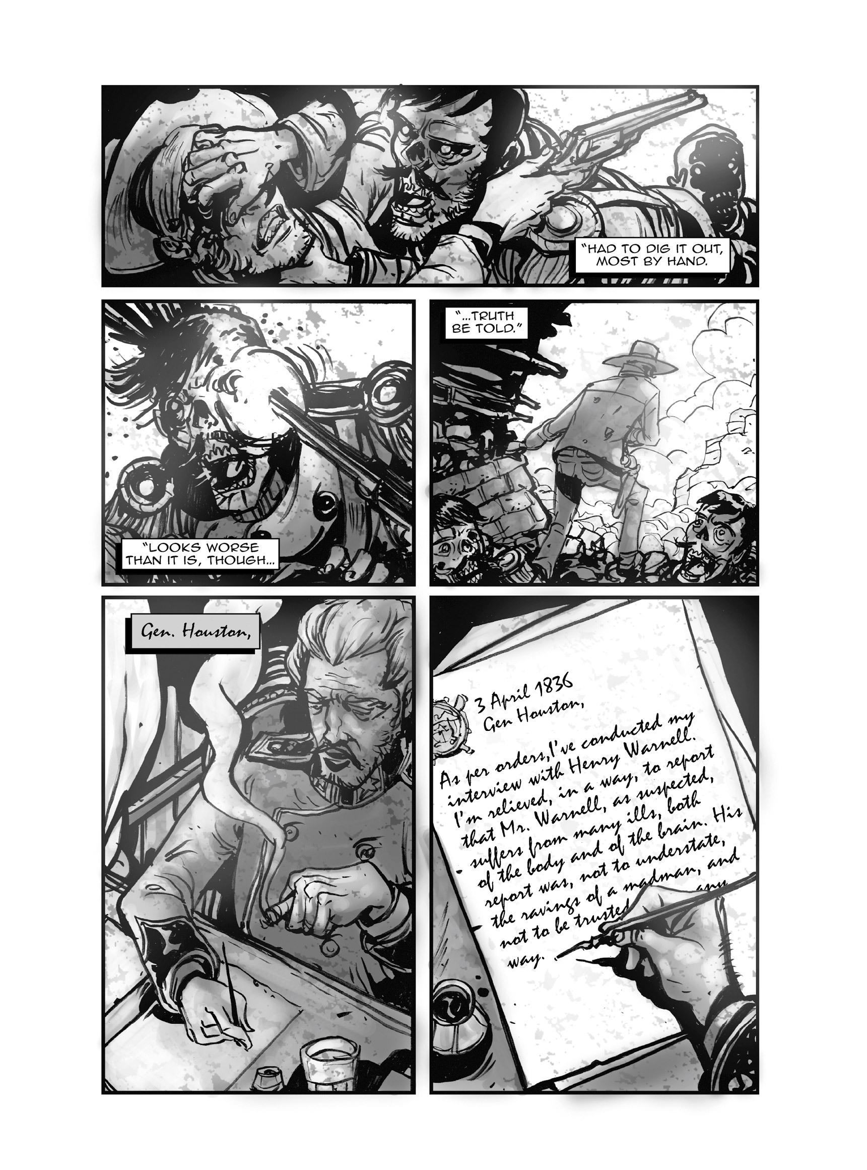 Read online FUBAR comic -  Issue #3 - 98