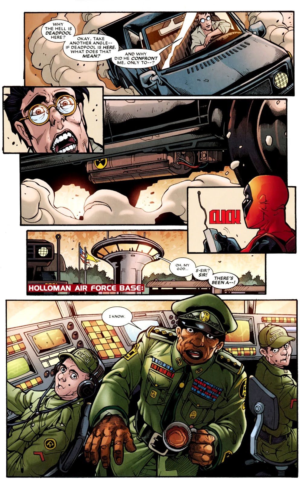 Read online Deadpool (2008) comic -  Issue #37 - 10