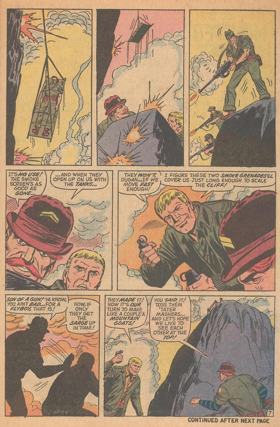 Read online Sgt. Fury comic -  Issue #98 - 11
