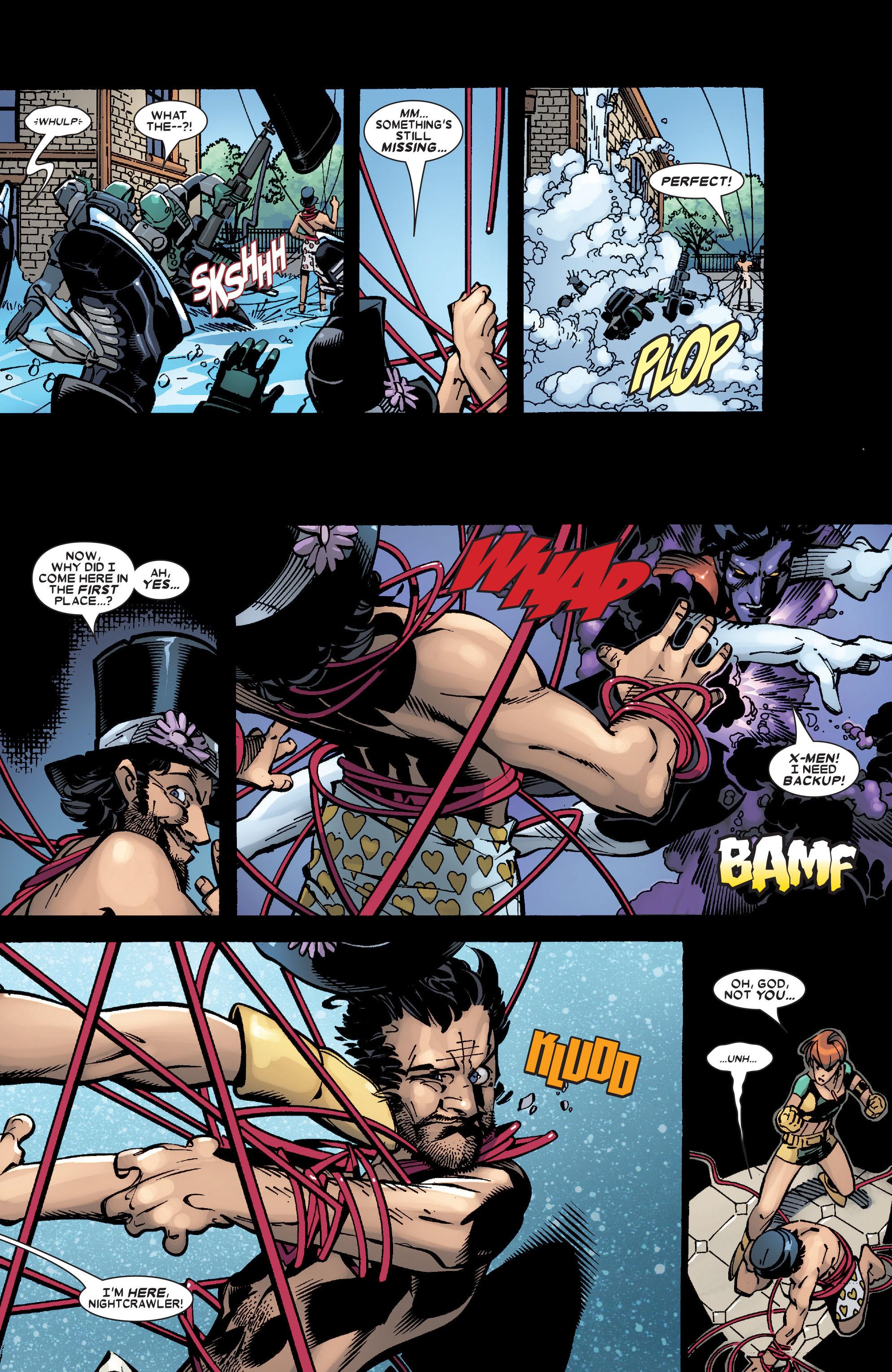 Read online Uncanny X-Men (1963) comic -  Issue #472 - 12