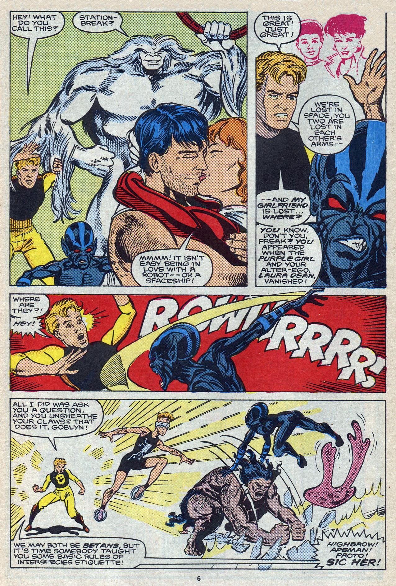 Read online Alpha Flight (1983) comic -  Issue #57 - 10
