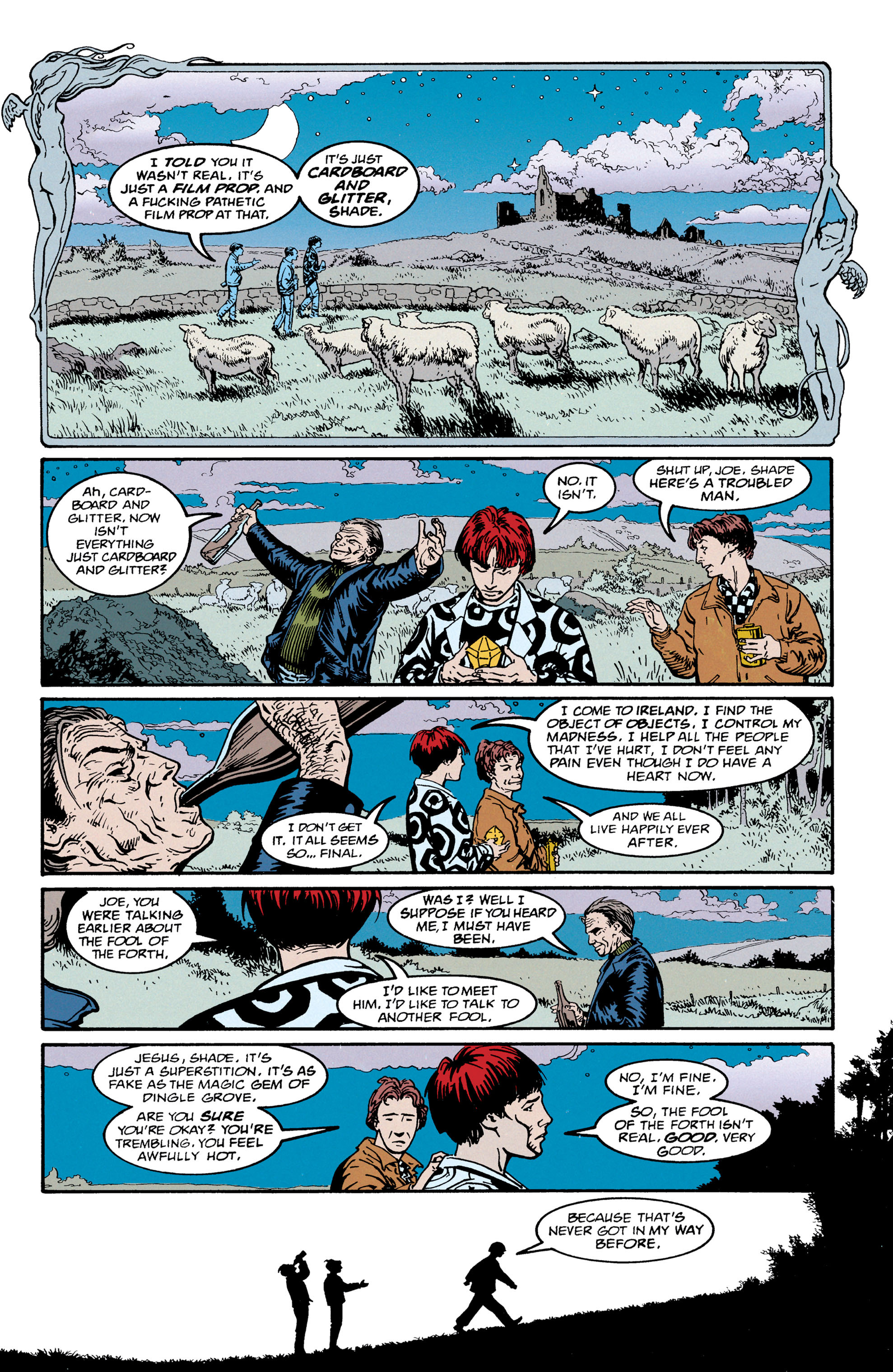 Read online Shade, the Changing Man comic -  Issue #67 - 12