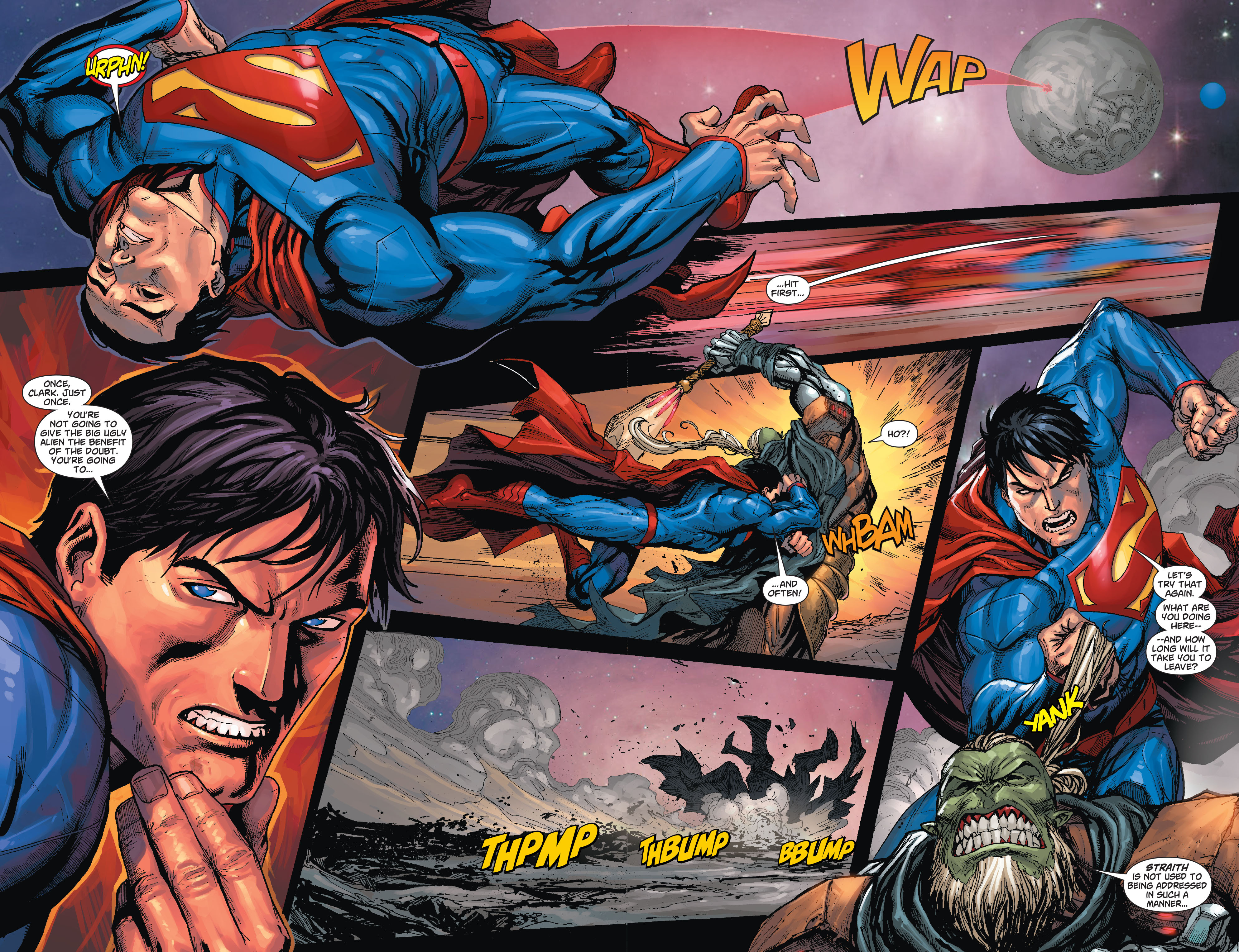 Read online Action Comics (2011) comic -  Issue #22 - 16