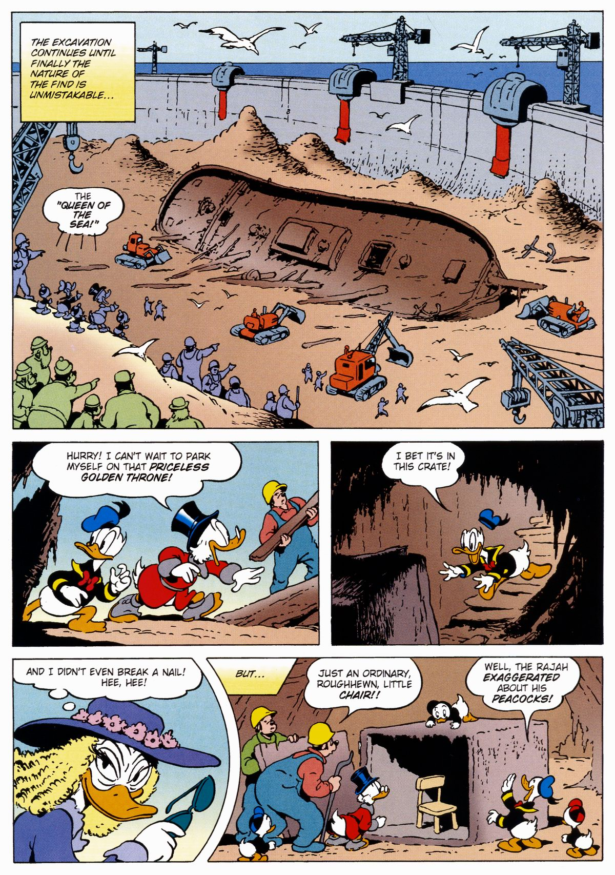 Read online Uncle Scrooge (1953) comic -  Issue #327 - 15