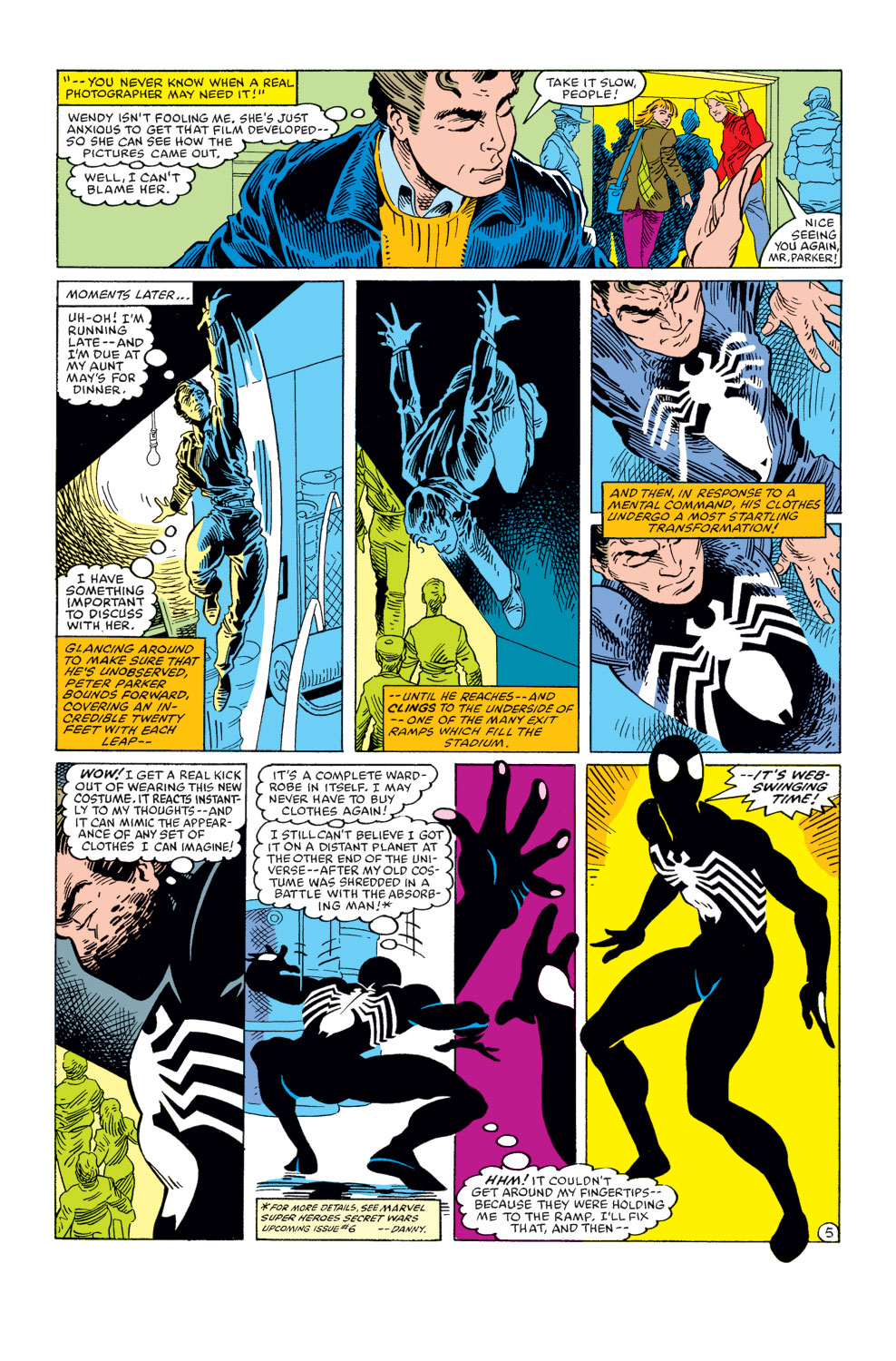 The Amazing Spider-Man (1963) 253 Page 5
