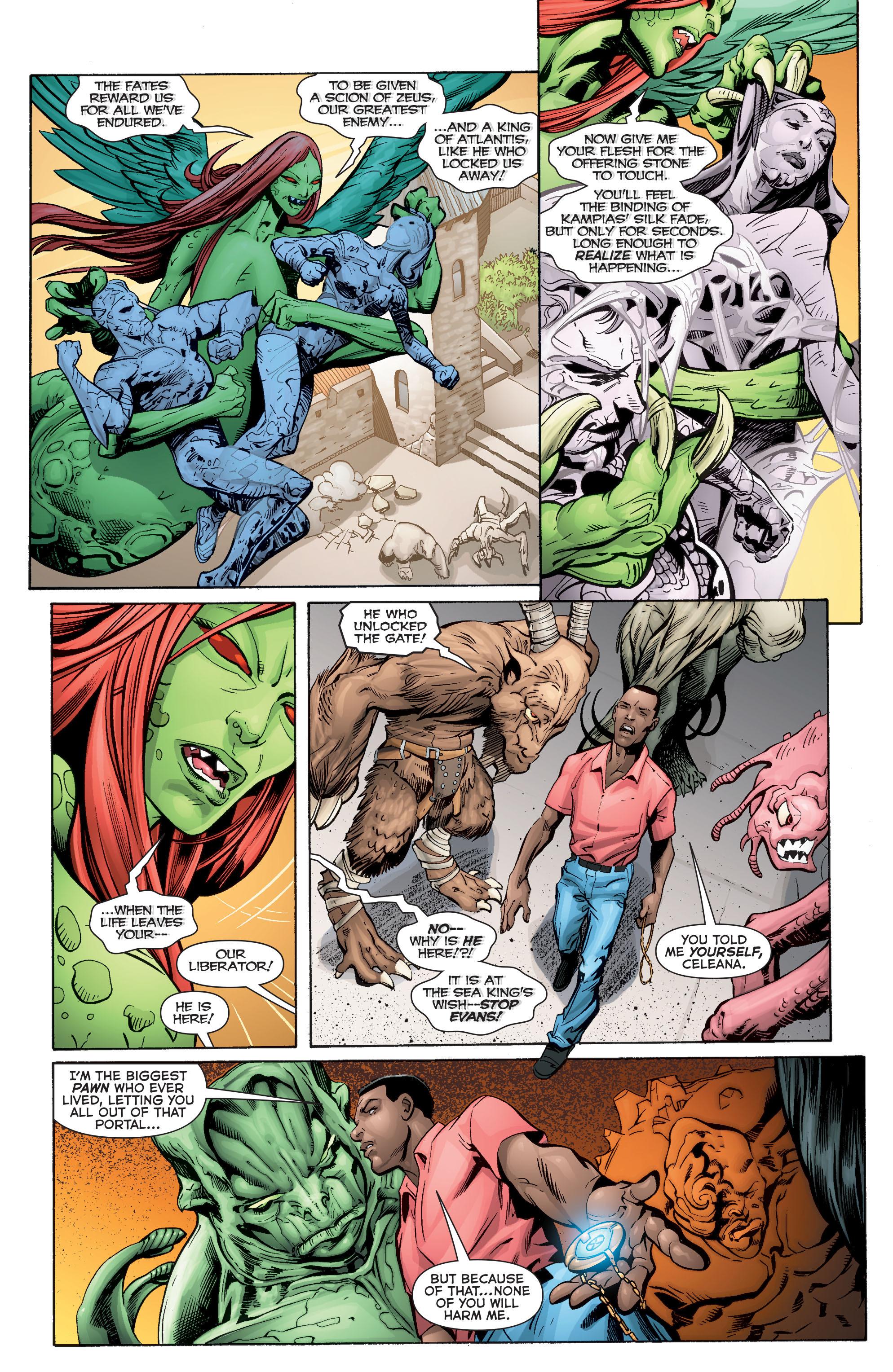 Read online Aquaman (2011) comic -  Issue #Aquaman (2011) _Annual 2 - 23