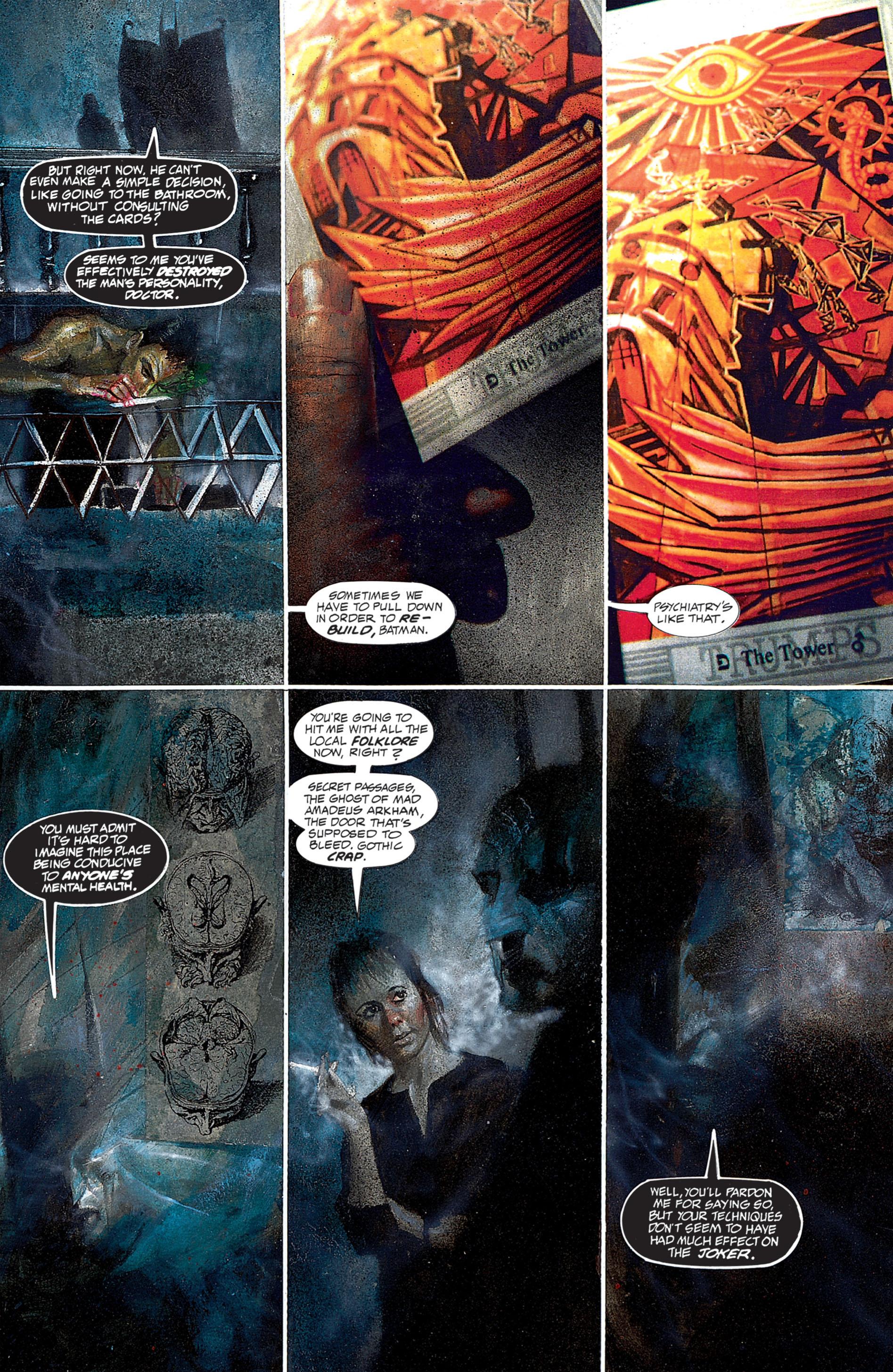 Read online Arkham Asylum comic -  Issue #Arkham Asylum Full - 34