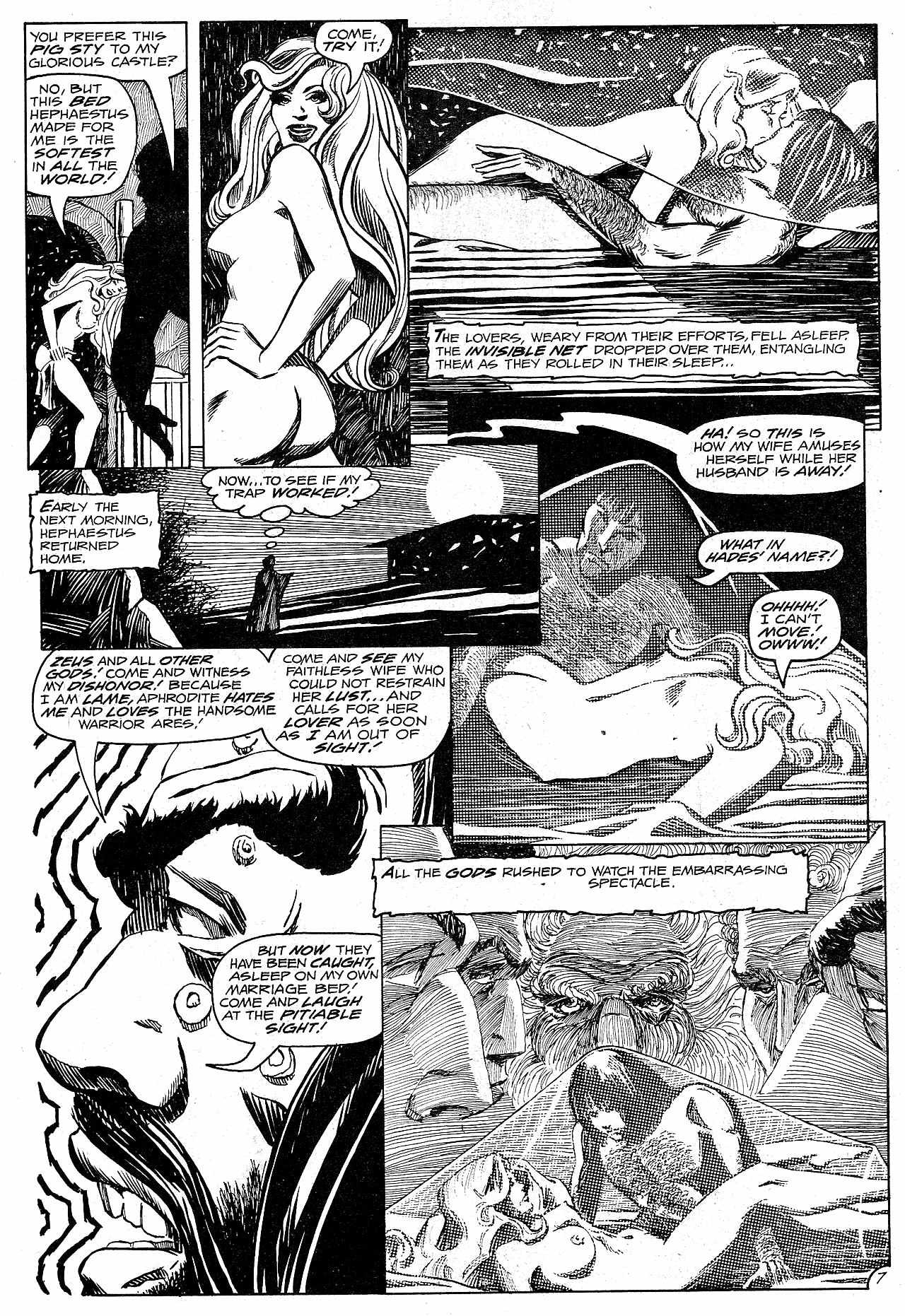 Read online Star*Reach comic -  Issue #8 - 47