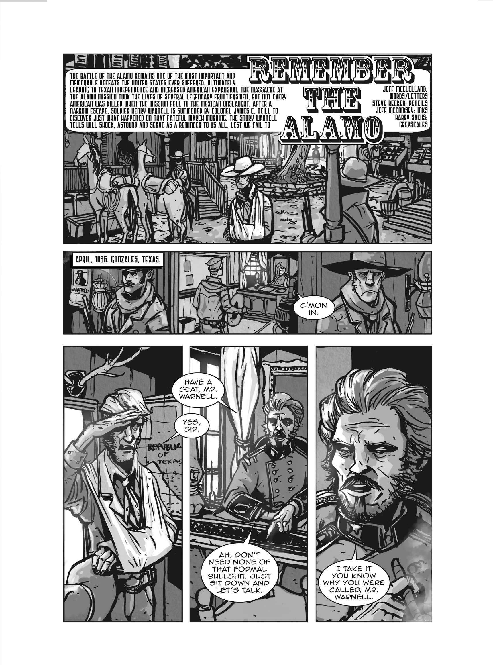 Read online FUBAR comic -  Issue #3 - 87