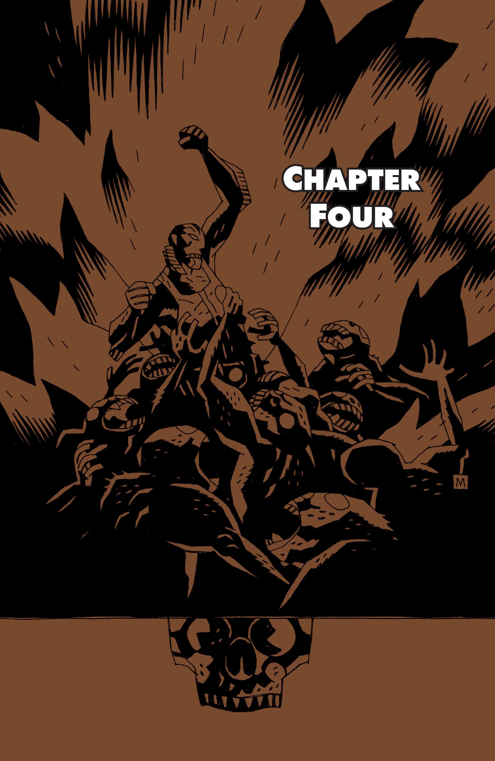 Read online B.P.R.D. (2003) comic -  Issue # TPB 5 - 83
