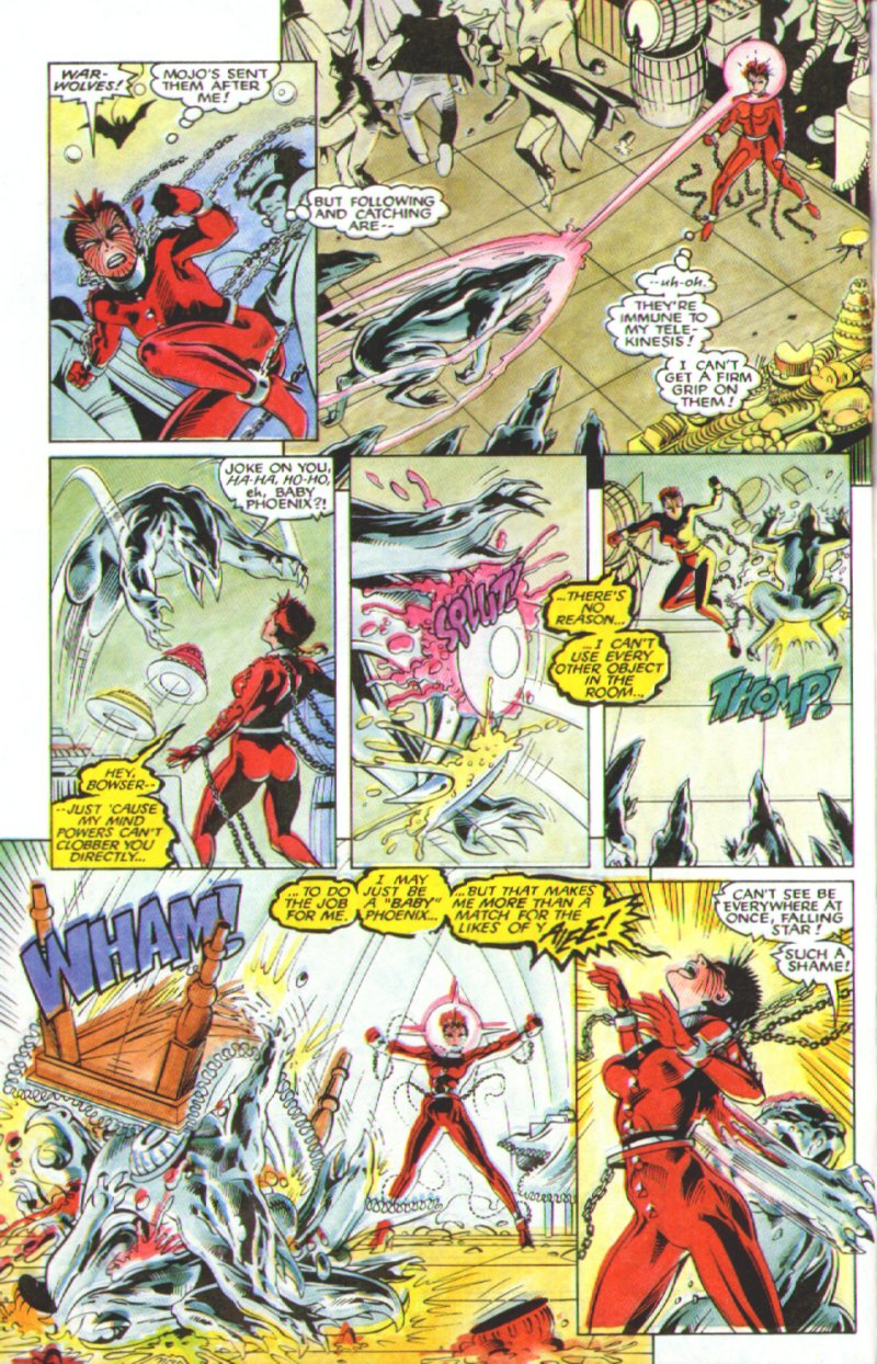 Read online Excalibur: The Sword is Drawn comic -  Issue # Full - 27