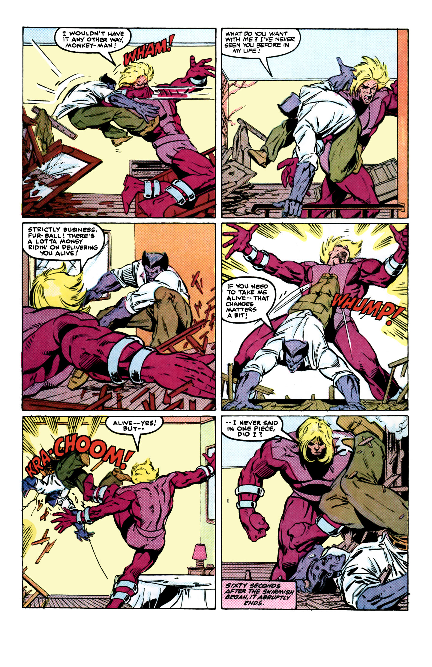 Read online X-Factor (1986) comic -  Issue #2 - 13