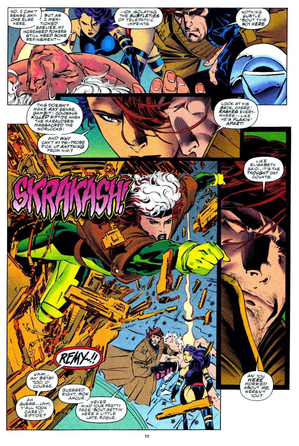 X-Men (1991) 34 Page 8