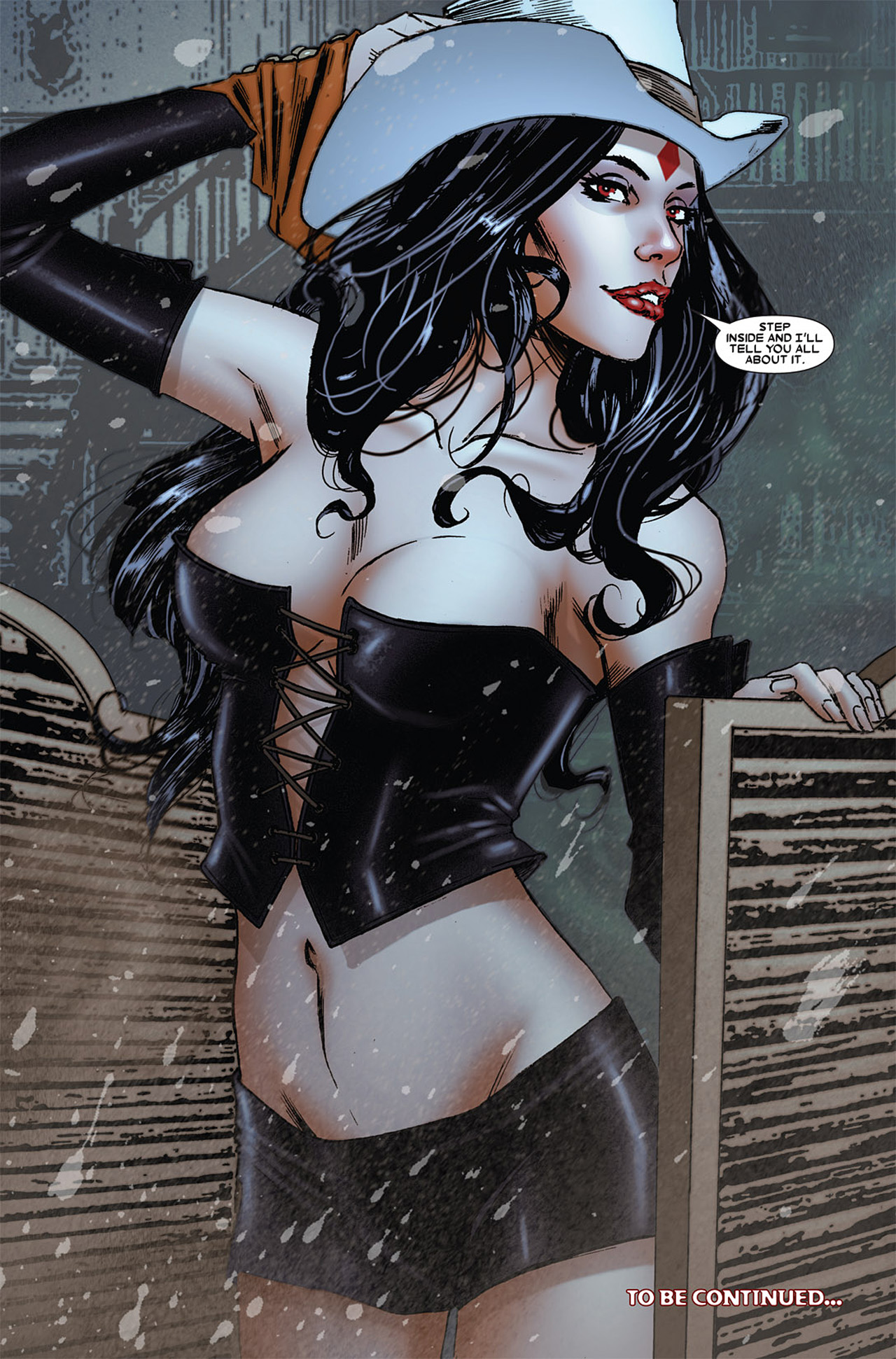 Read online X-23 (2010) comic -  Issue #4 - 23