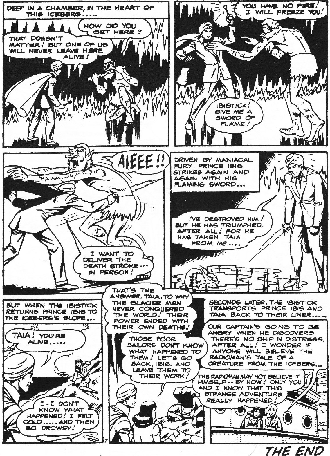 Read online Men of Mystery Comics comic -  Issue #65 - 38
