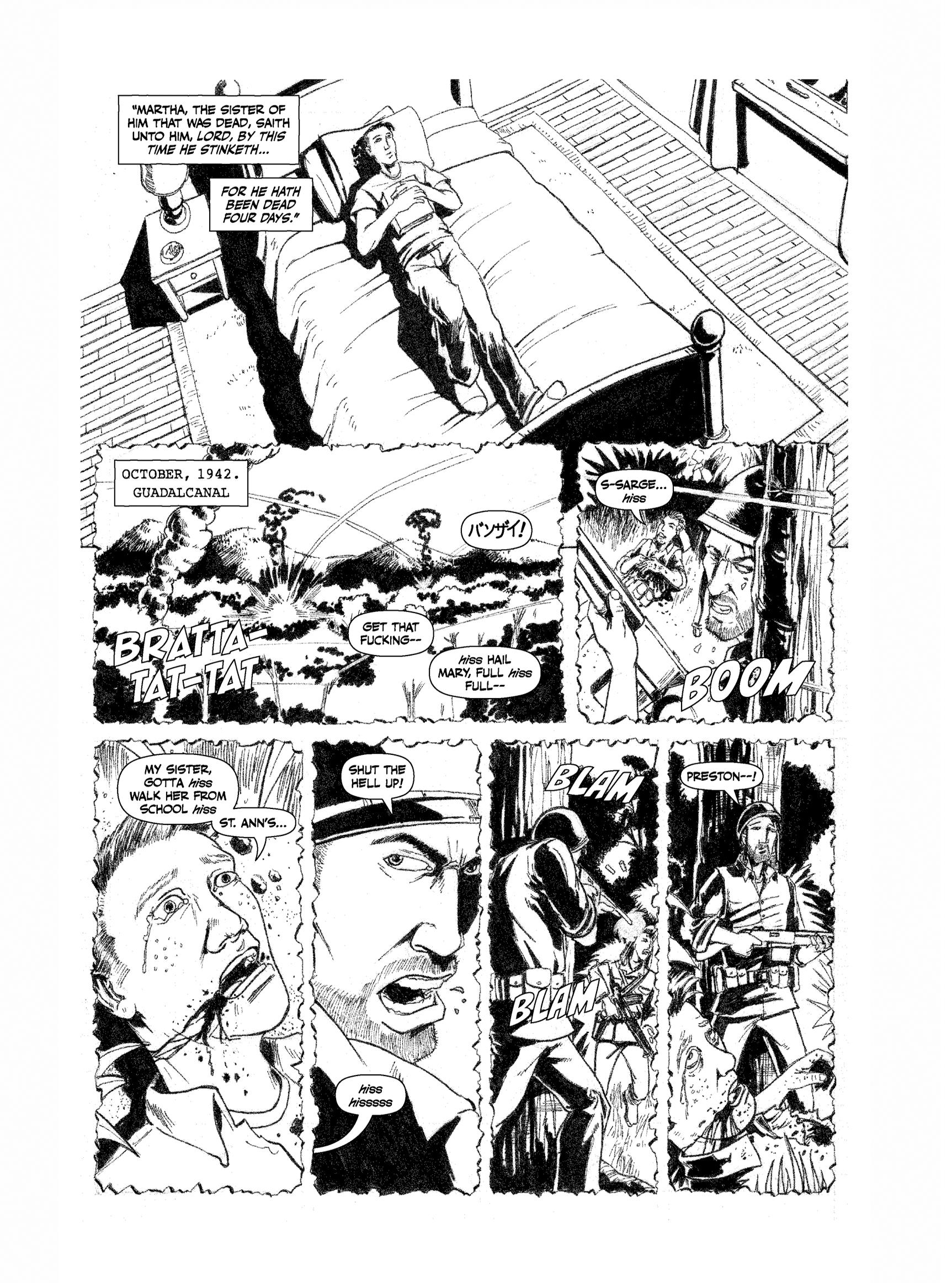 Read online FUBAR comic -  Issue #2 - 227