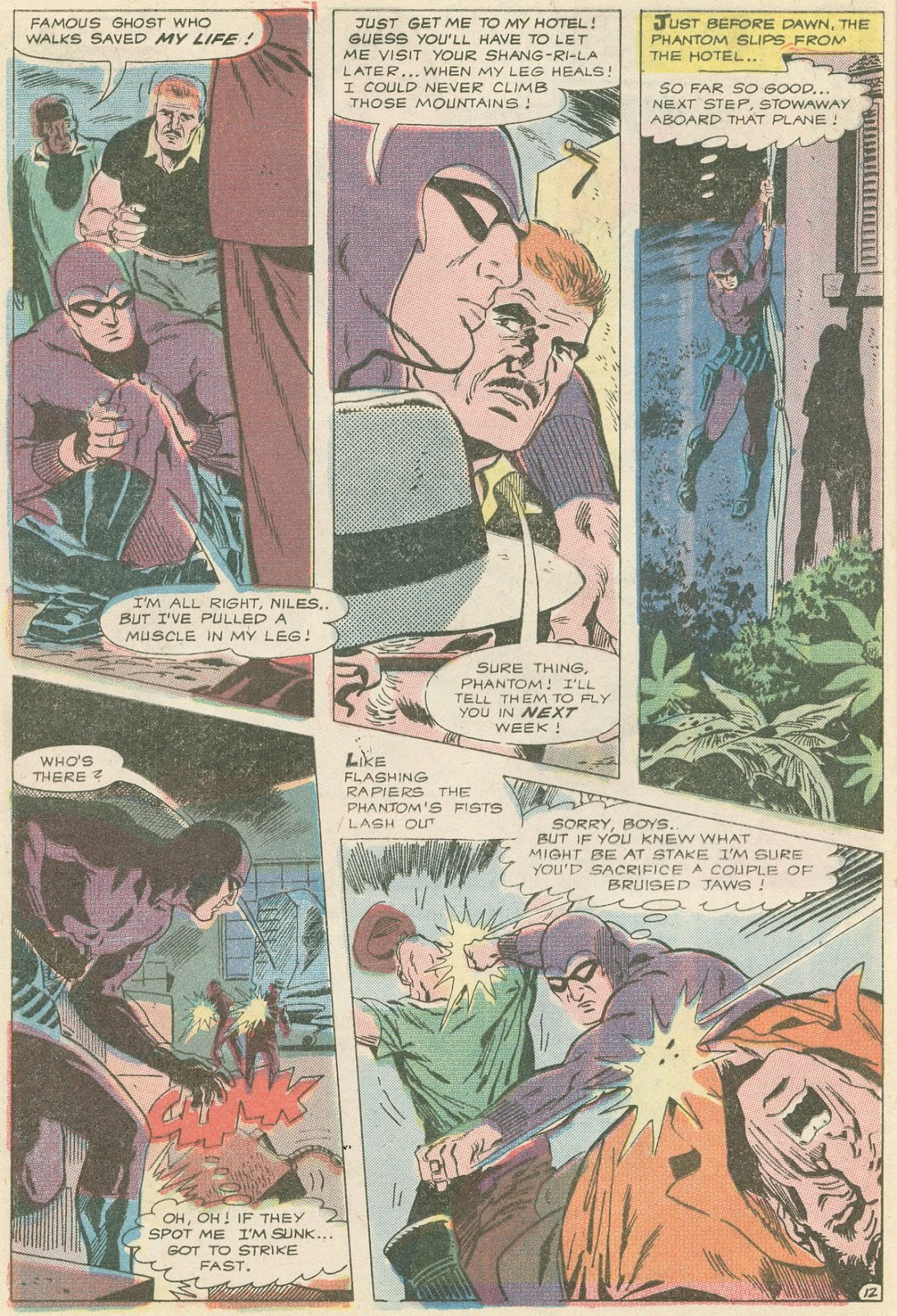 The Phantom (1969) issue 31 - Page 13