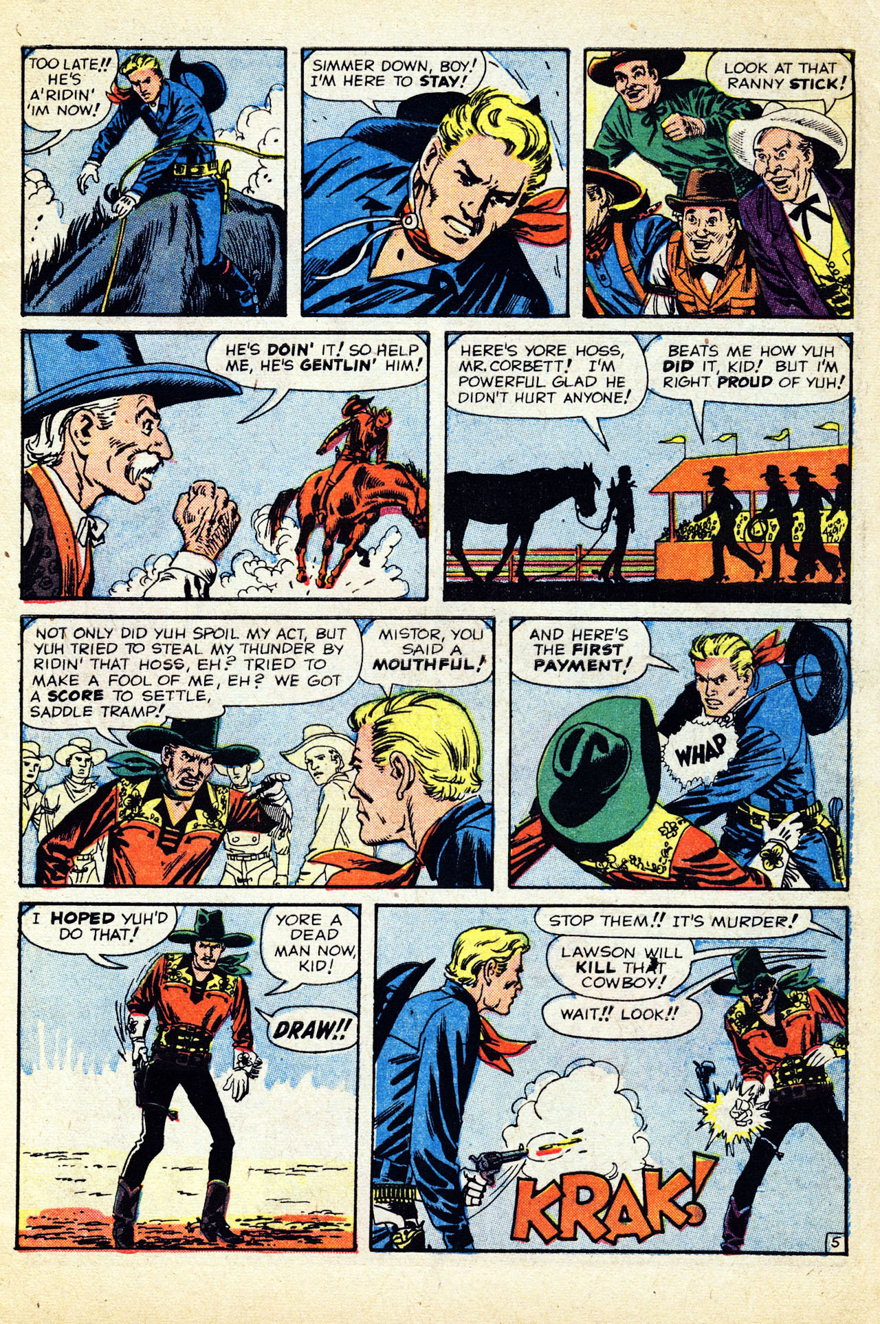Read online Two-Gun Kid comic -  Issue #52 - 7