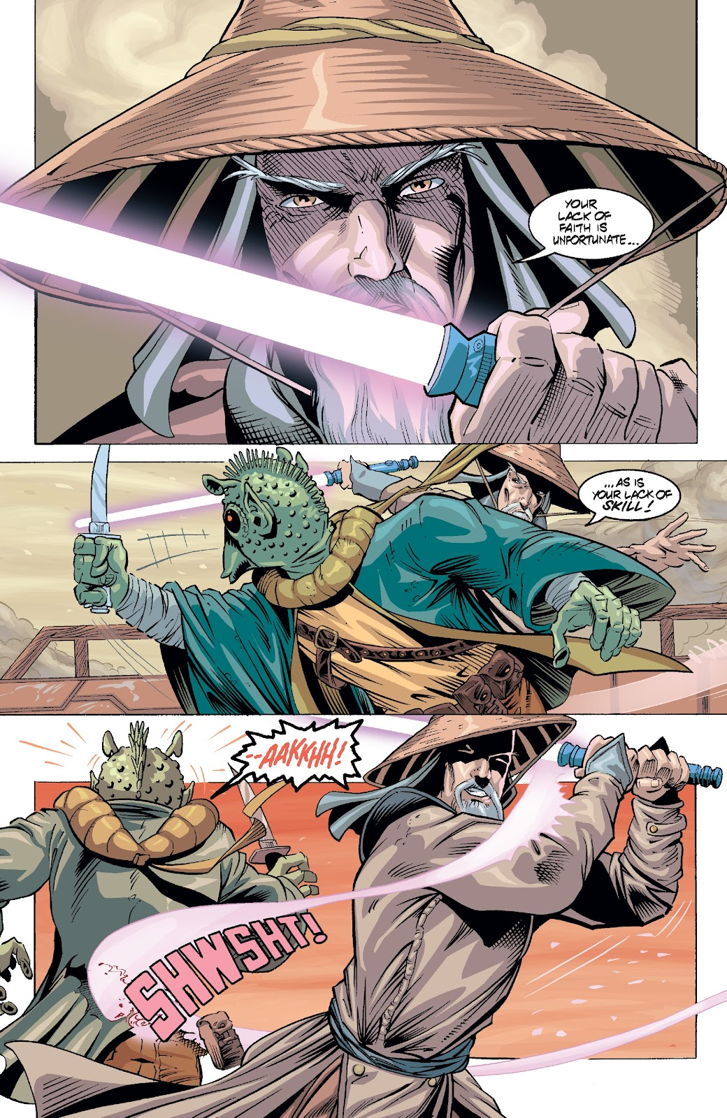 Read online Star Wars Legends Epic Collection: The Menace Revealed comic -  Issue # TPB (Part 2) - 45