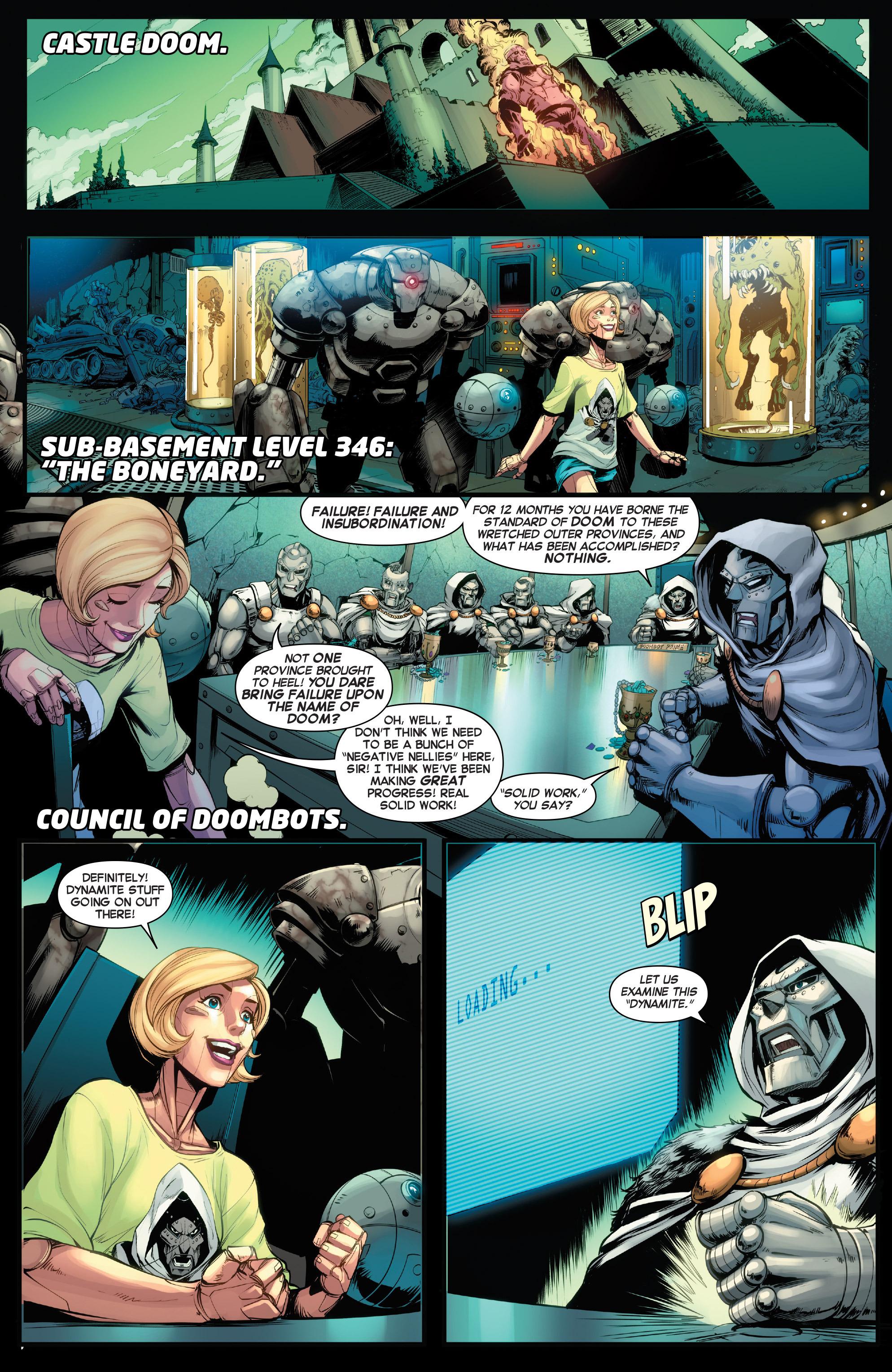Read online Secret Wars Journal/Battleworld comic -  Issue # TPB - 81