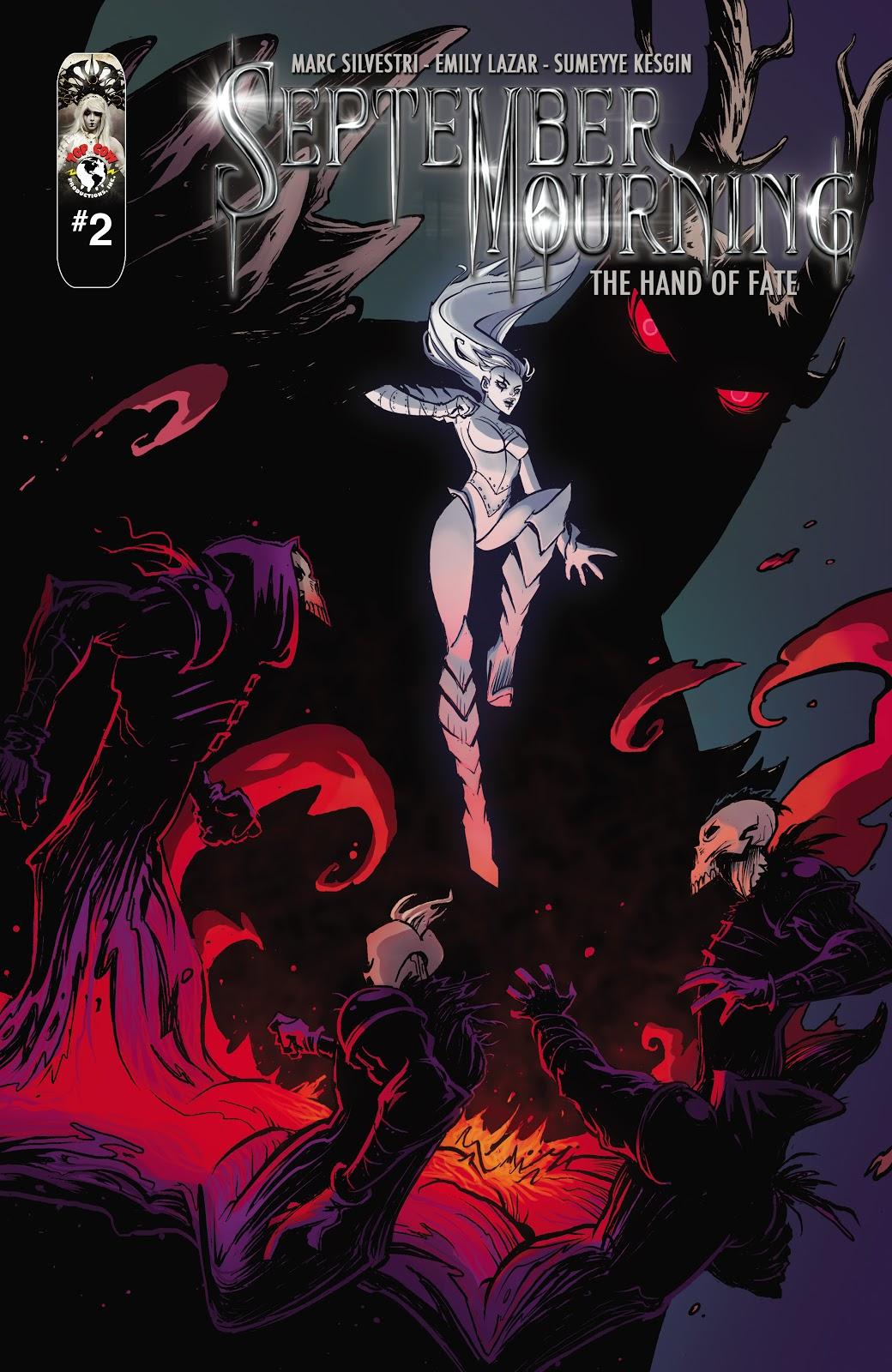 Read online September Mourning Volume 1 comic -  Issue #2 - 1