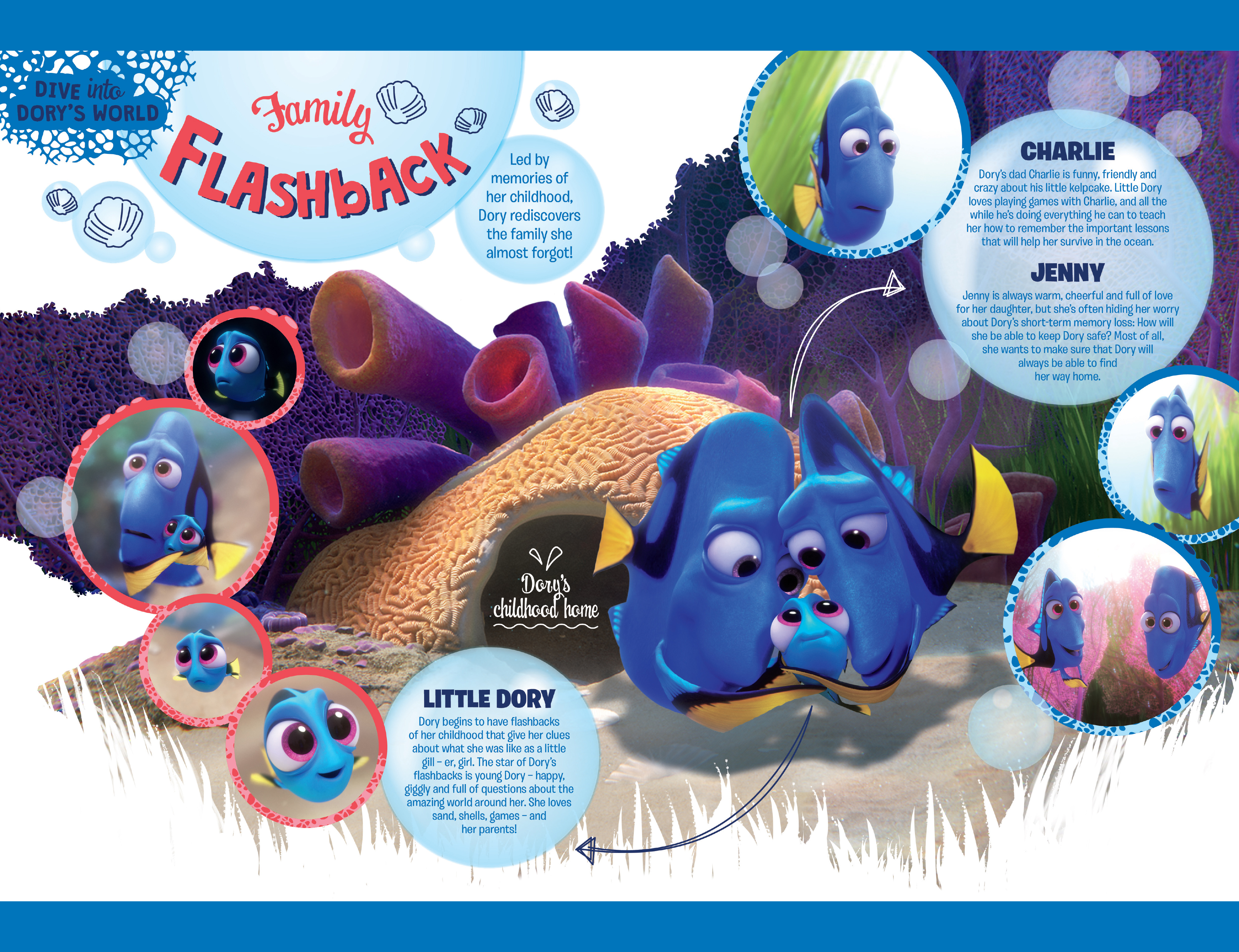 Read online Disney Pixar Finding Dory comic -  Issue #2 - 27