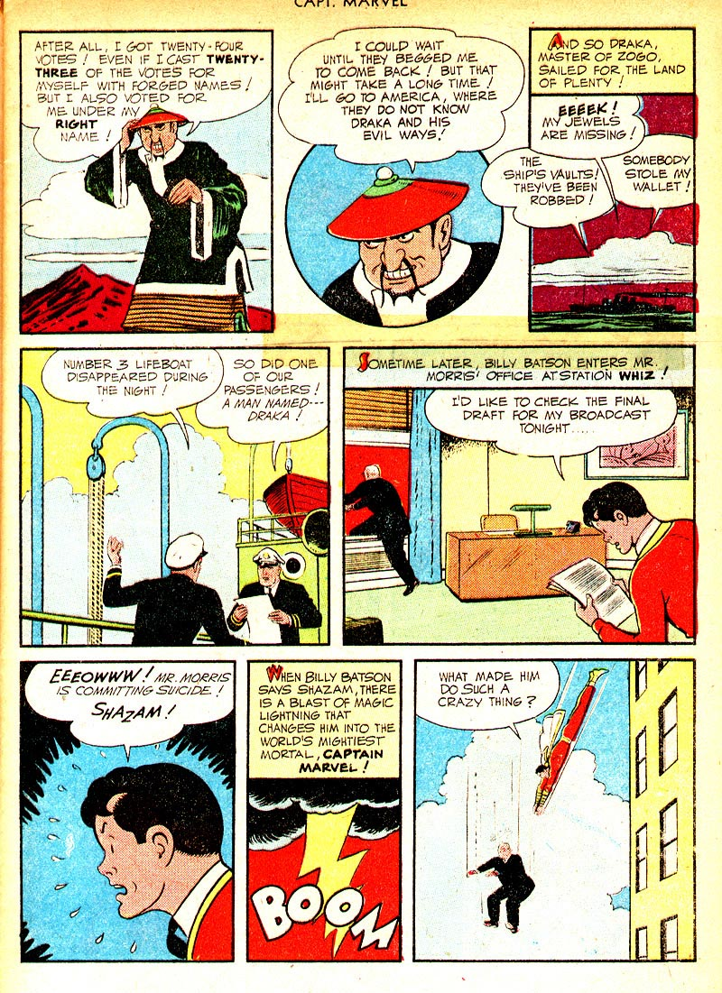 Captain Marvel Adventures issue 88 - Page 5