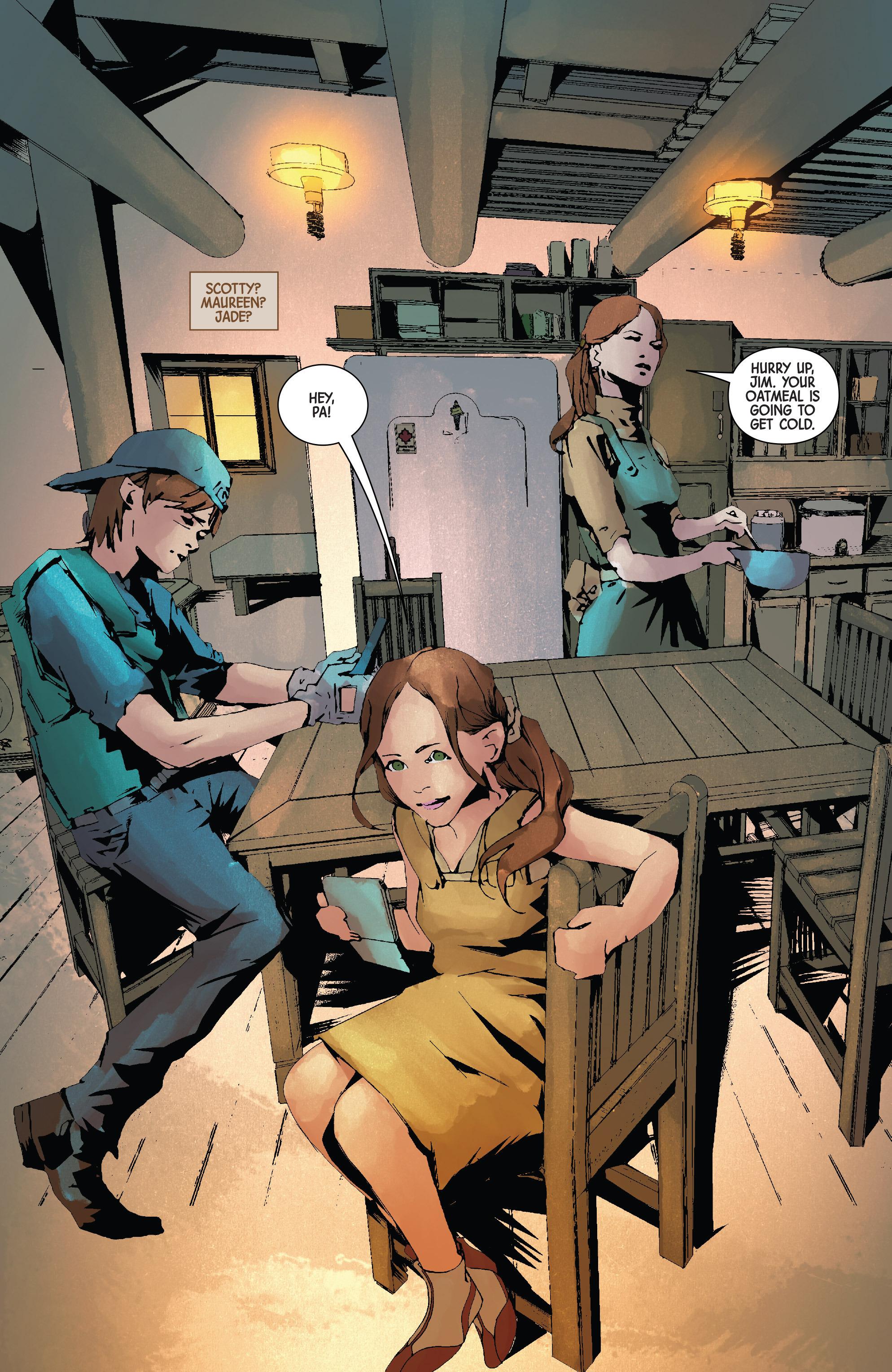 Read online Old Man Logan (2016) comic -  Issue #23 - 17