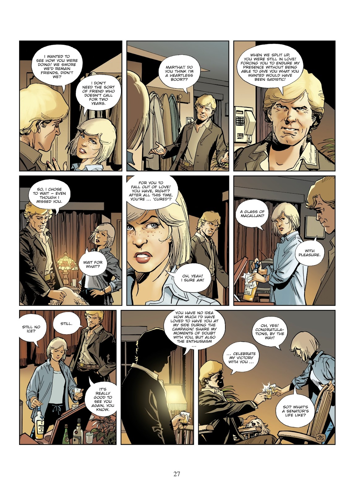 XIII Mystery issue 8 - Page 29
