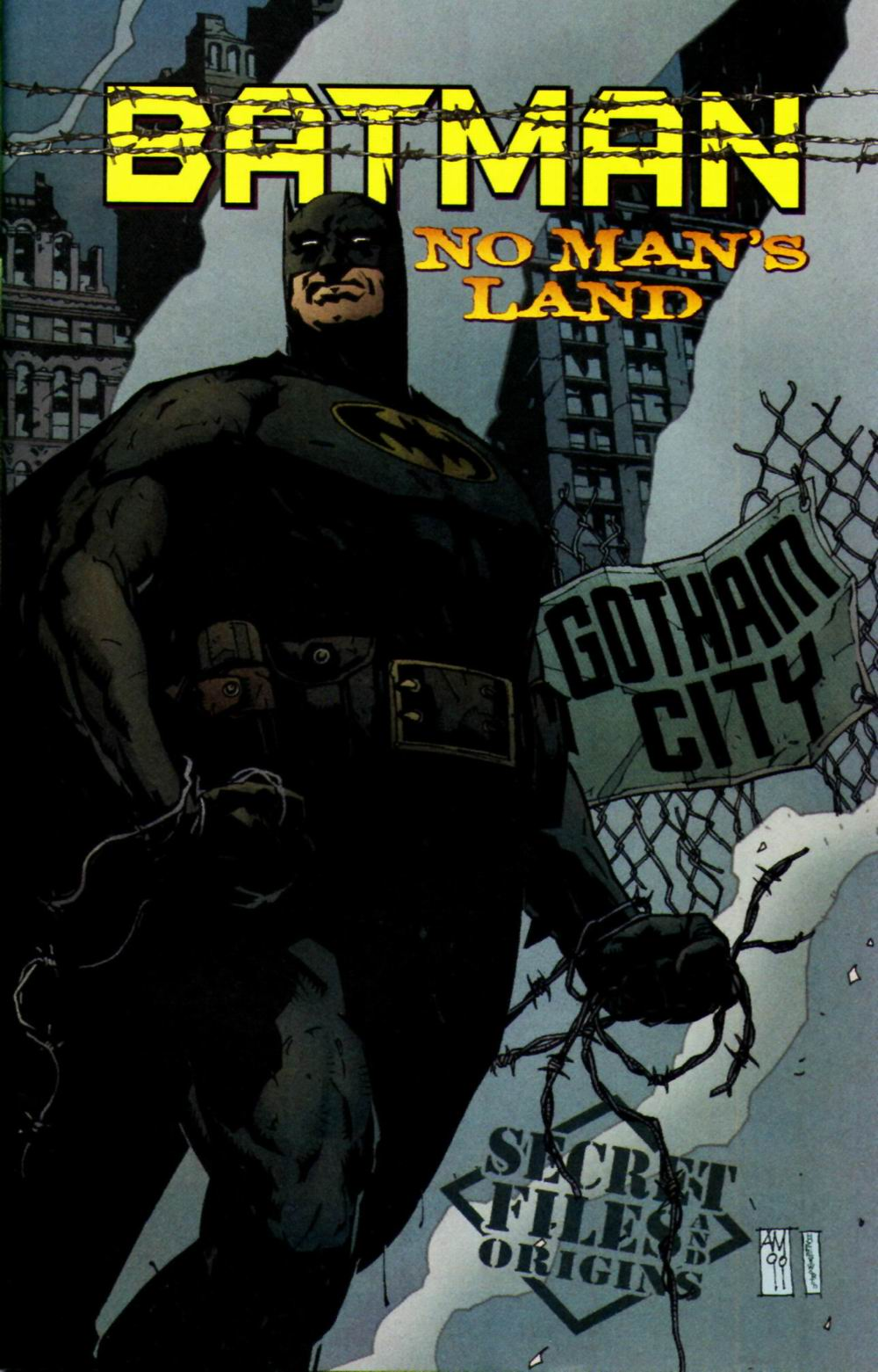 Read online Batman: No Man's Land Secret Files comic -  Issue # Full - 2